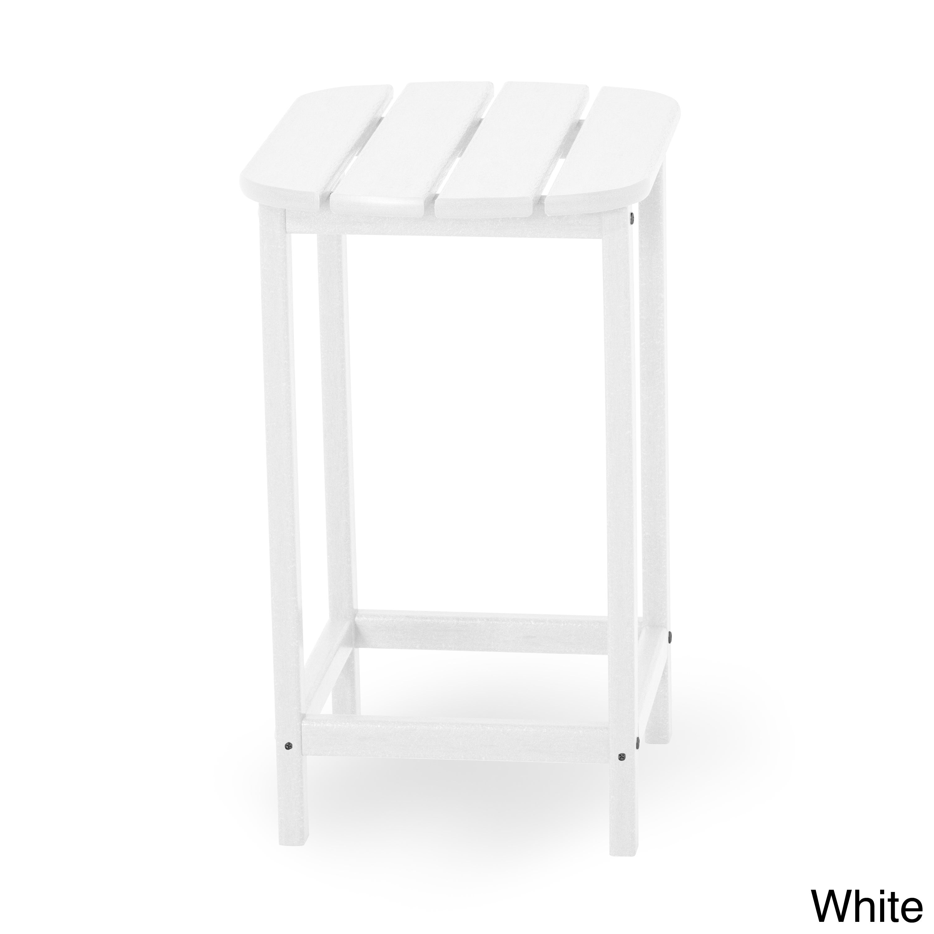 South Beach 26 Inch Counter Side Table Free Shipping Today 20476503