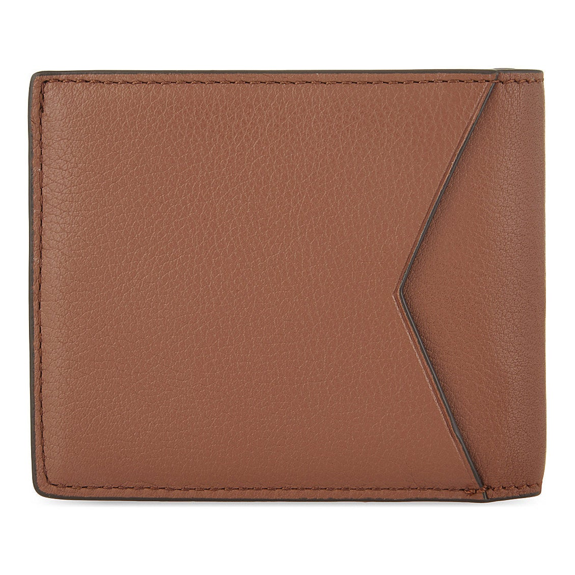 80d39290e1ba Shop Michael Kors Men's Bryant Luggage Brown Leather Billfold/Wallet - Free  Shipping Today - Overstock - 13839505