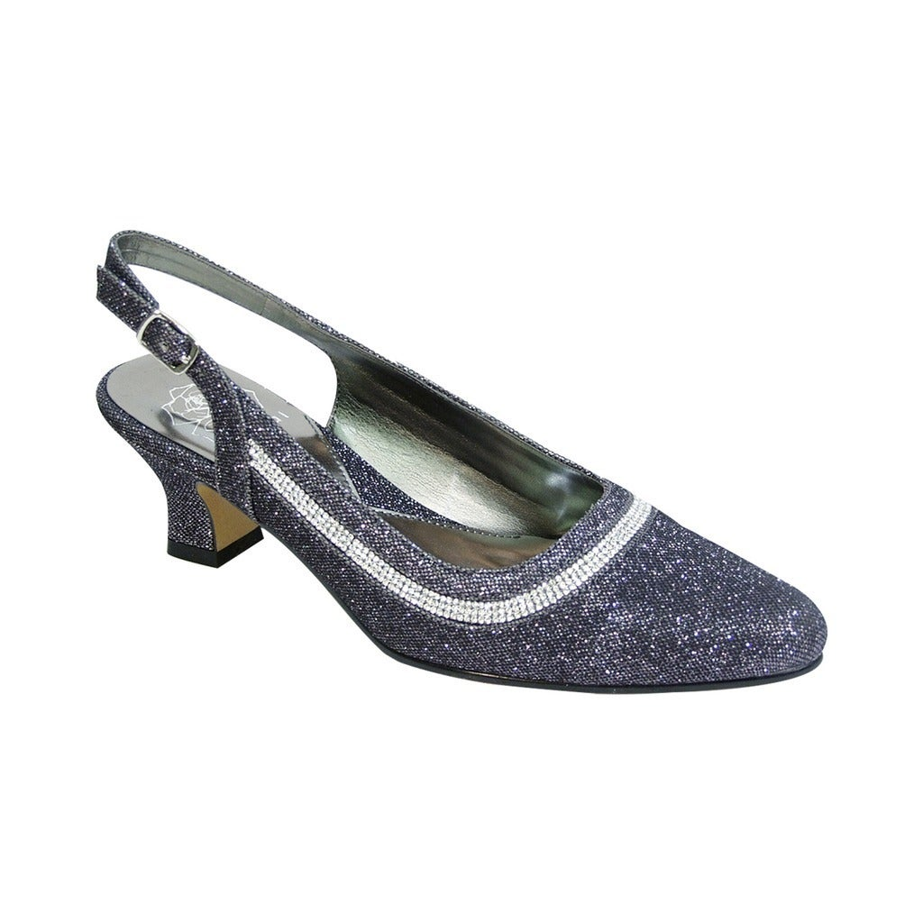 876d8f281735 Shop FIC FLORAL Priya Women s Extra Wide Width Slingback Pumps - Free  Shipping Today - Overstock - 13840692