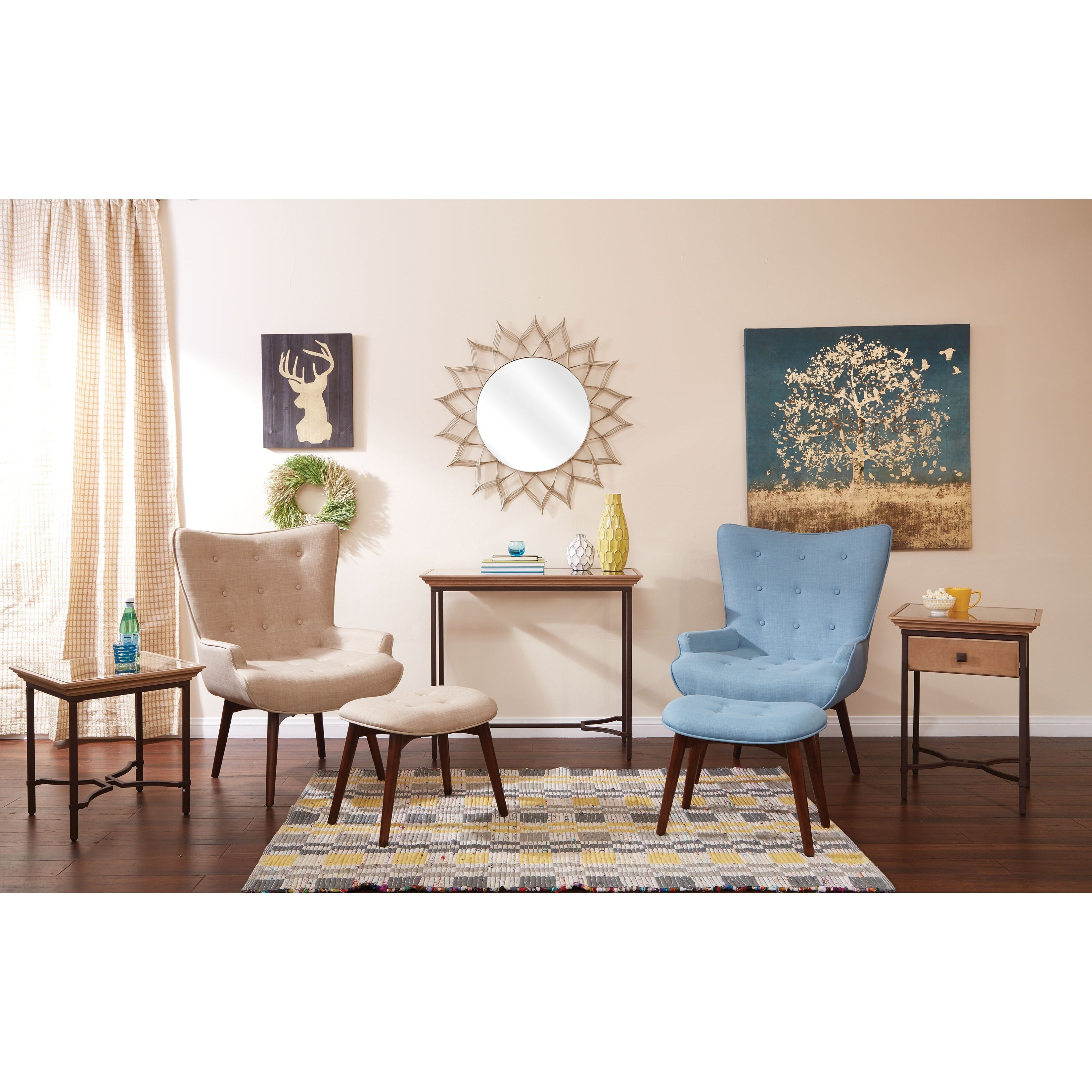 covers homey idea half living room ottomans surprising ideas chair ottoman with a and overstock oversized chairs extraordinary