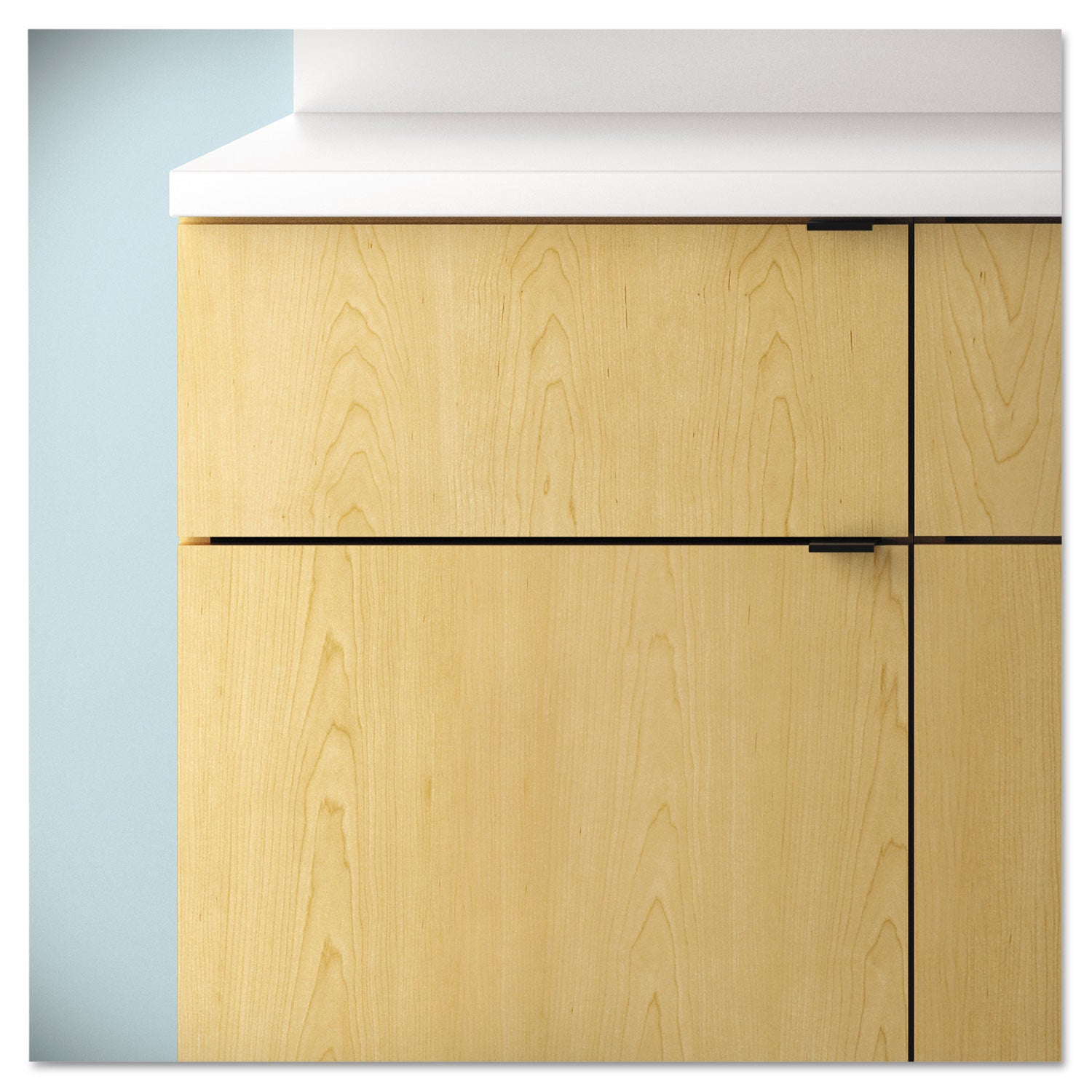 Shop HON Hospitality Single Base Cabinet Door/Drawer 18 Inch Wide X 24 Inch  Deep X 36 Inch High Natural Maple   Free Shipping Today   Overstock    13918974