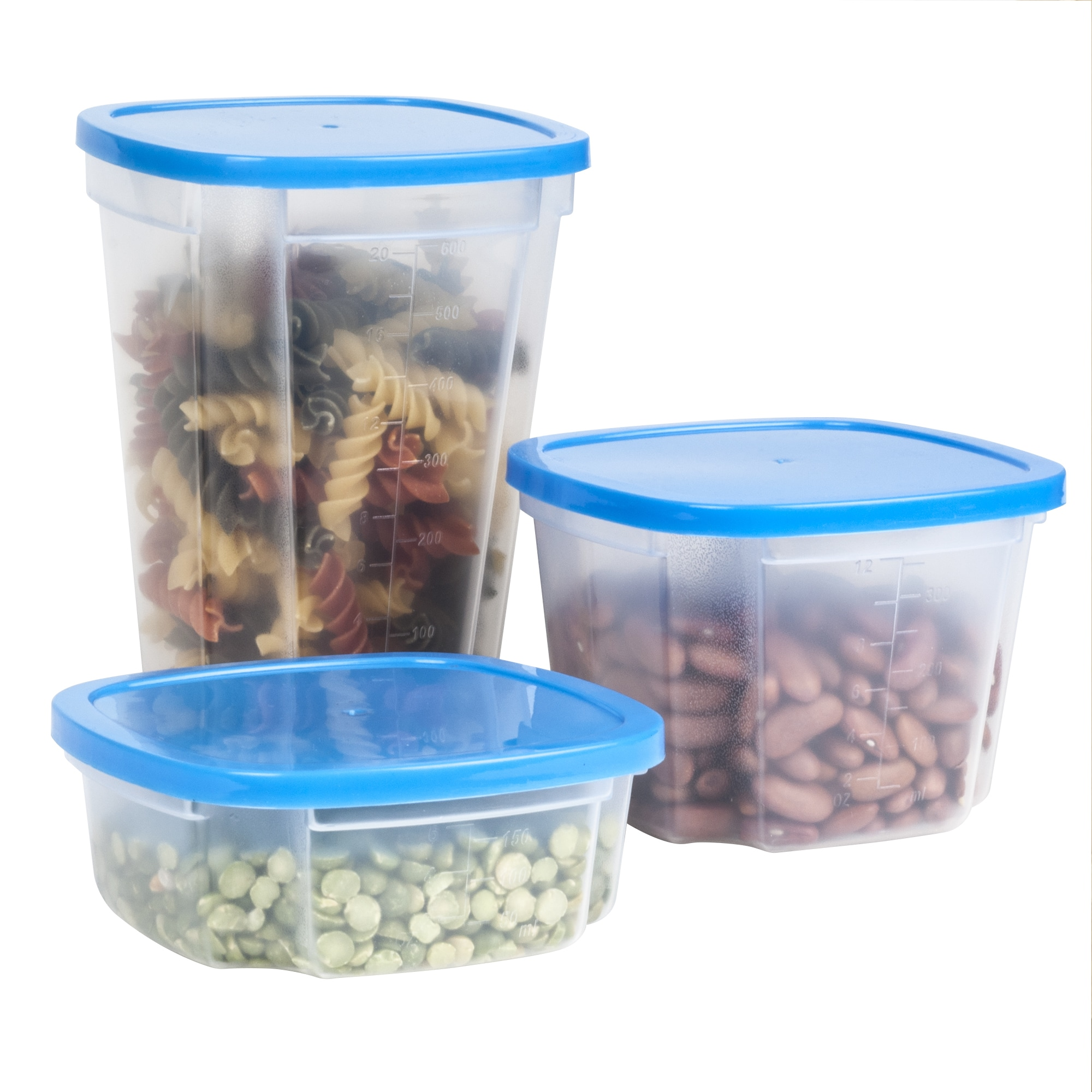 Shop Chef Buddy Swirl Around 49 PC Food Storage Organizer - On Sale - Free Shipping On Orders Over $45 - Overstock.com - 13925897  sc 1 st  Overstock.com & Shop Chef Buddy Swirl Around 49 PC Food Storage Organizer - On Sale ...