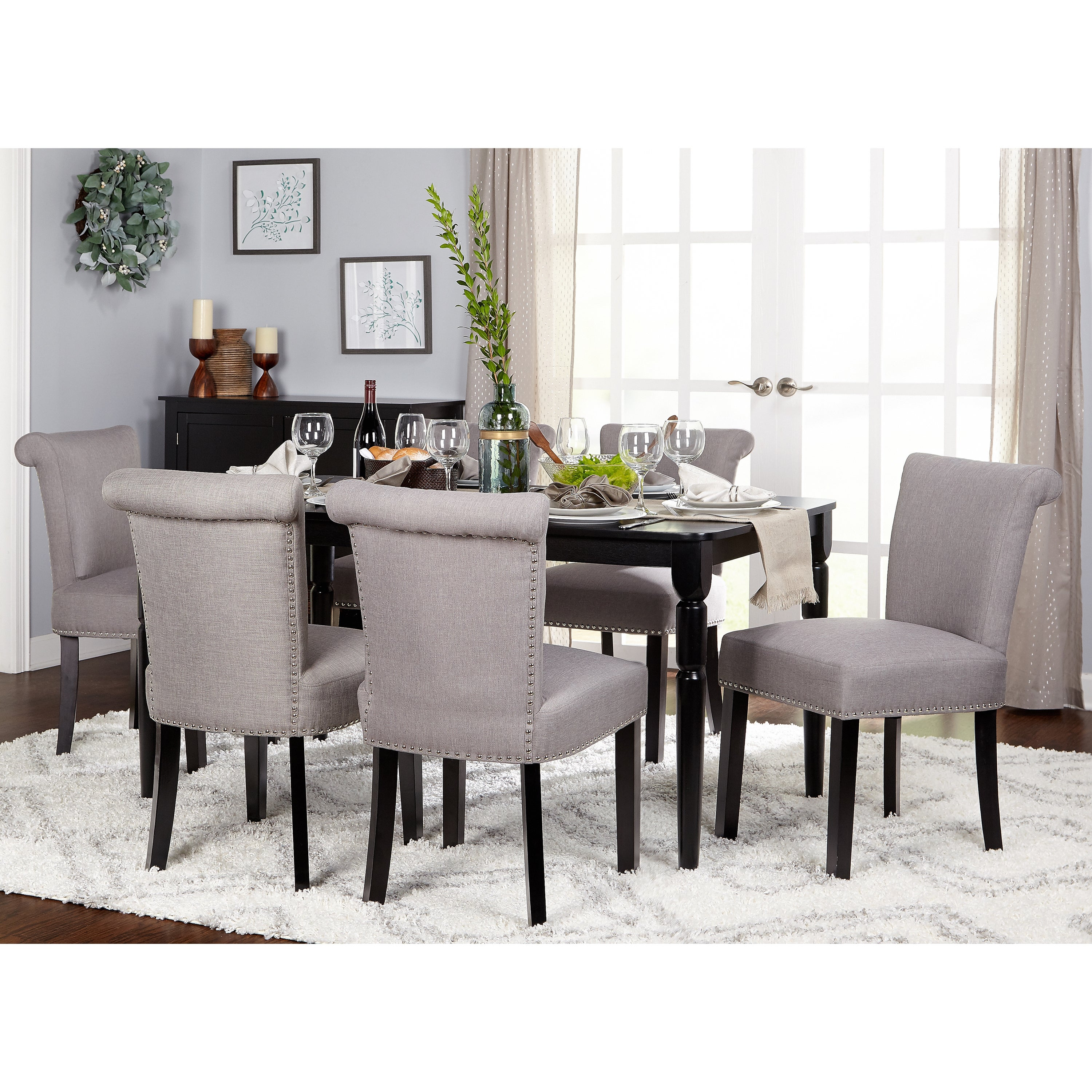 Simple Living Adeline Dining Set Free Shipping Today 13926135