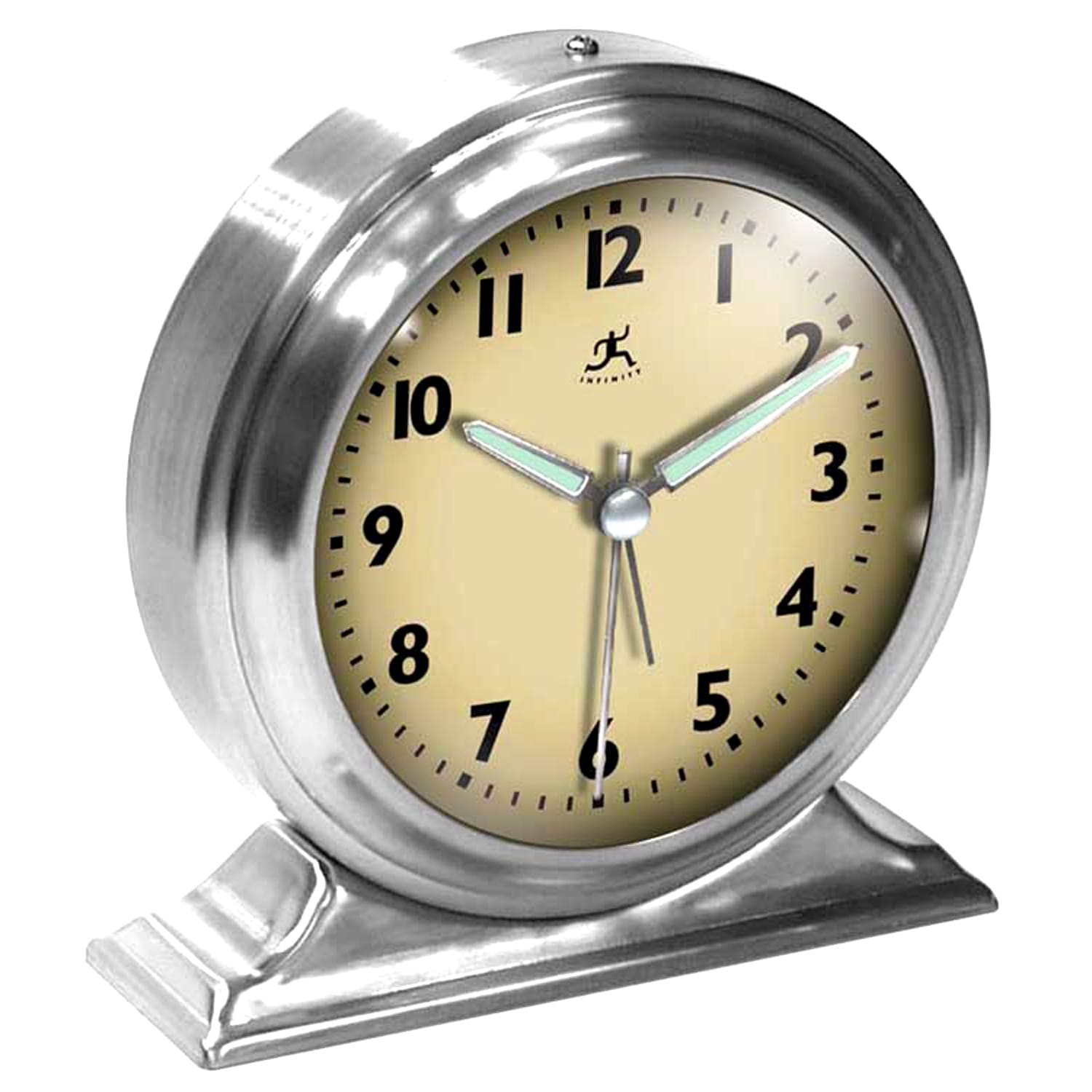 High Quality Infinity Instruments Boutique Alarm Tabletop Clock   Free Shipping On  Orders Over $45   Overstock   20562202