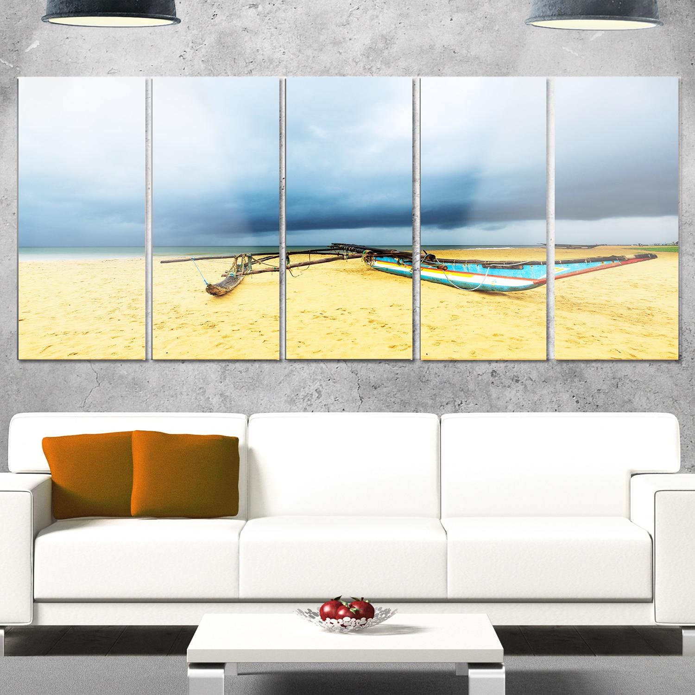 Comfortable Beach Decor Metal Wall Art Images - The Wall Art ...