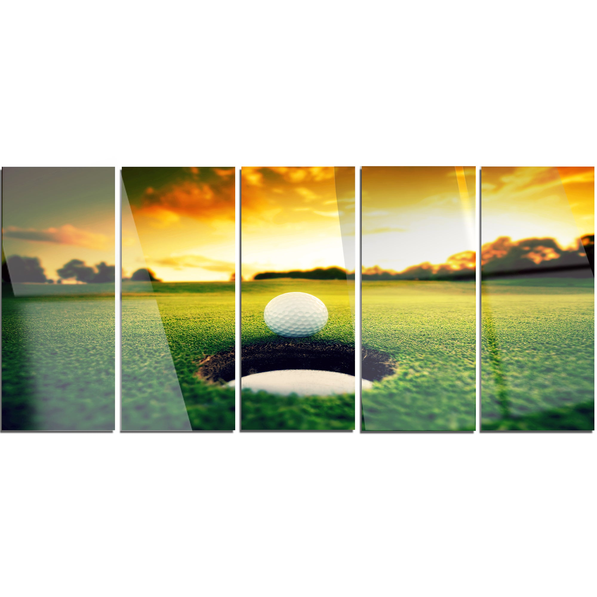 Fantastic Golf Wall Art Ornament   Wall Painting Ideas   Arigatonen.info