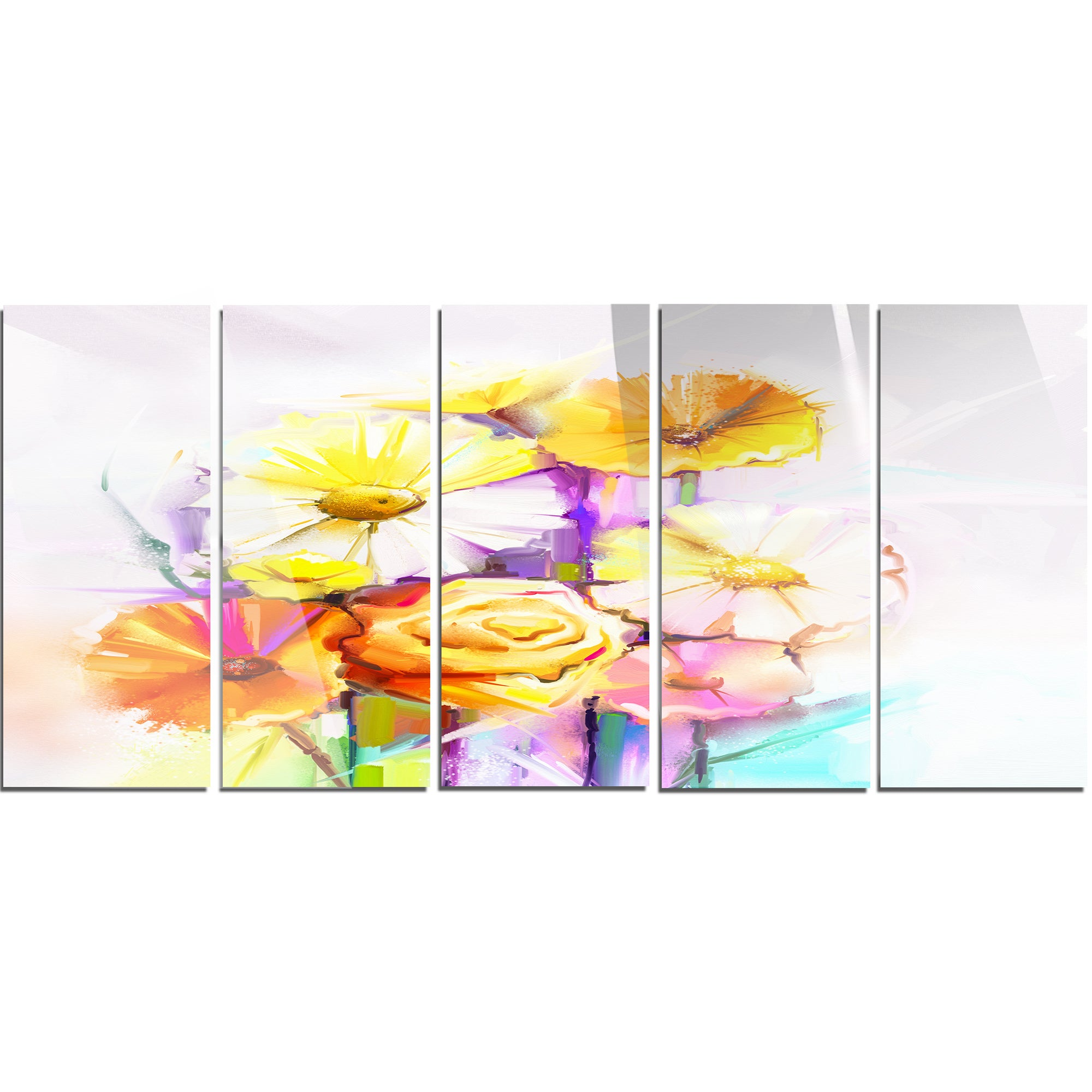 Exelent Floral Metal Wall Art Picture Collection - Art & Wall Decor ...