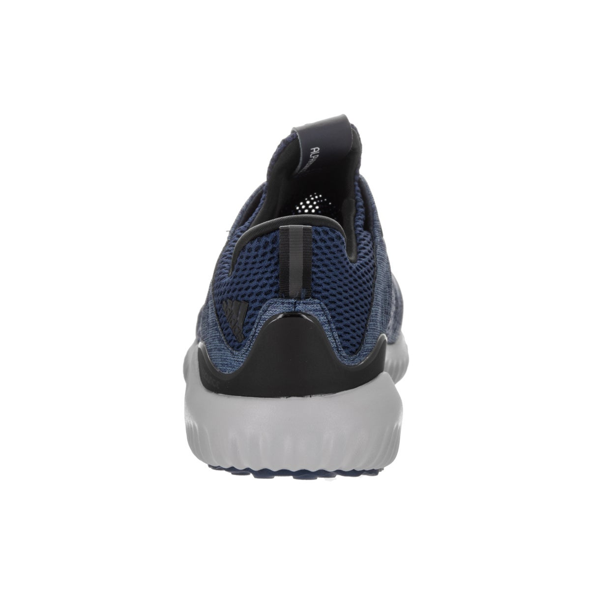 820a30158 Shop Adidas Women s Alphabounce EM Blue Synthetic Leather Running Shoes -  Free Shipping Today - Overstock - 13934262