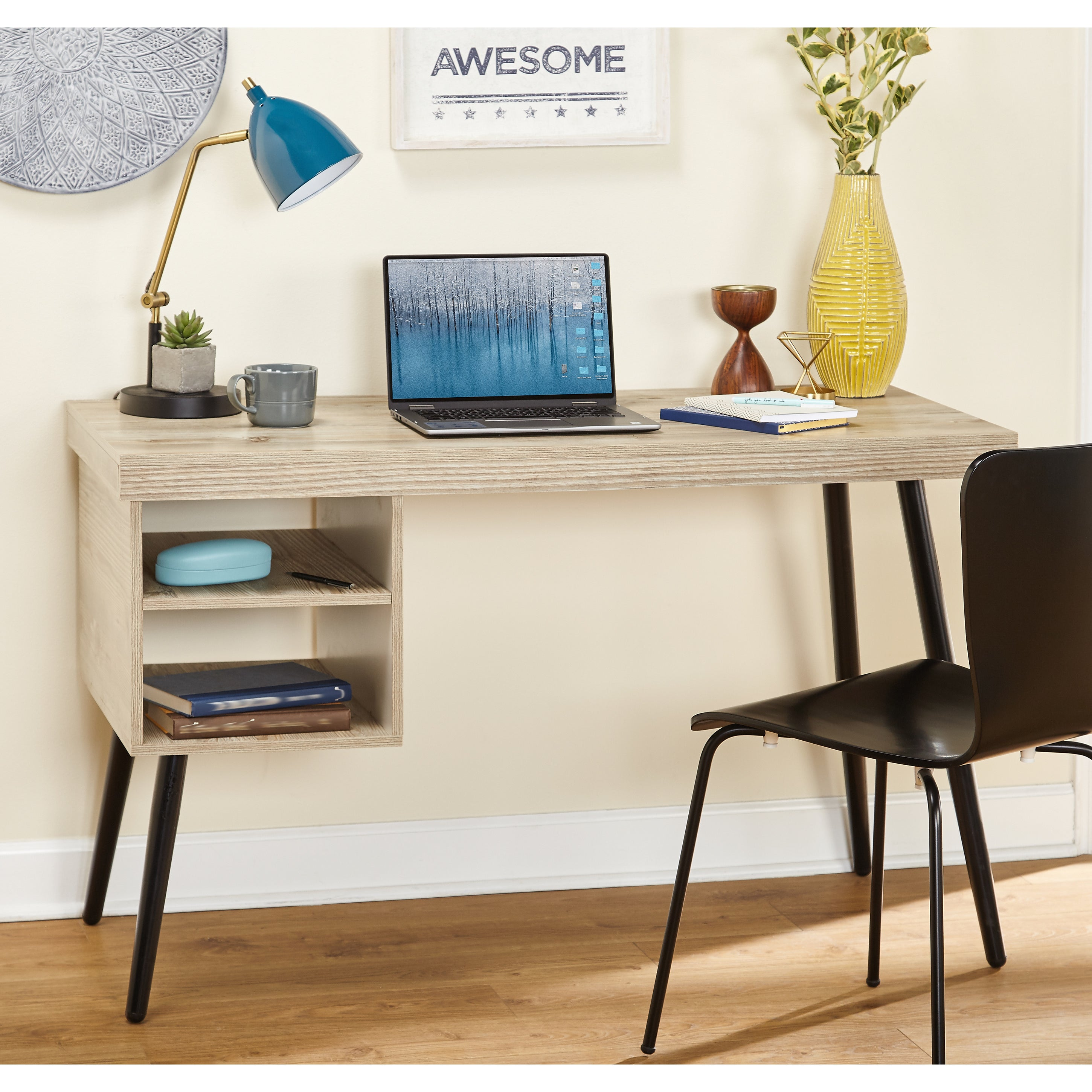 Shop Simple Living Sawyer Desk - Free Shipping Today - Overstock.com ...