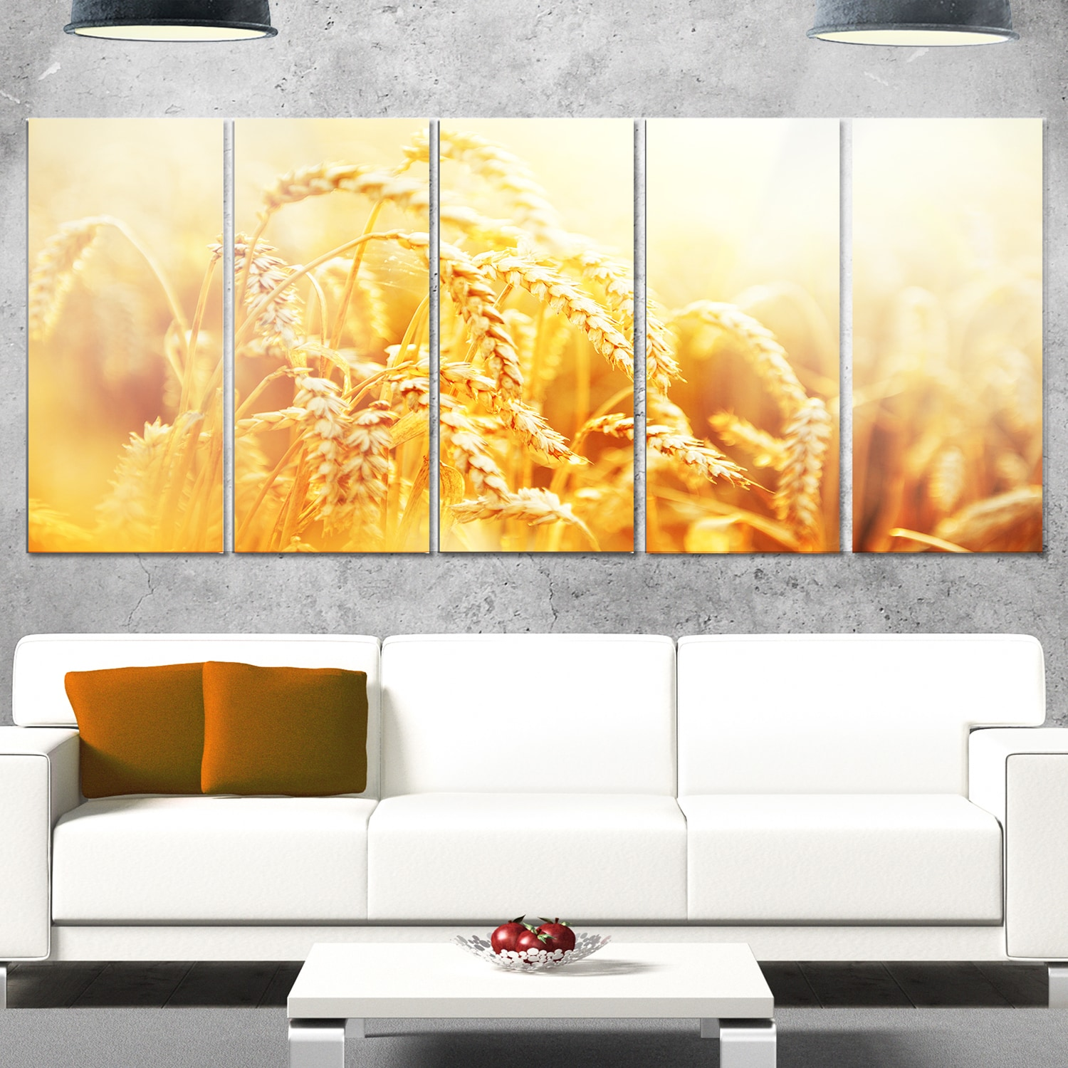 Funky Infusion Wall Art Illustration - The Wall Art Decorations ...