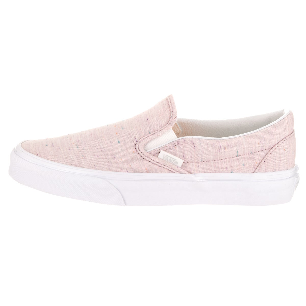 077780a5fb Shop Vans Unisex Classic Slip-On (Speckle Jersey) Skate Shoe - Free  Shipping Today - Overstock - 13968754