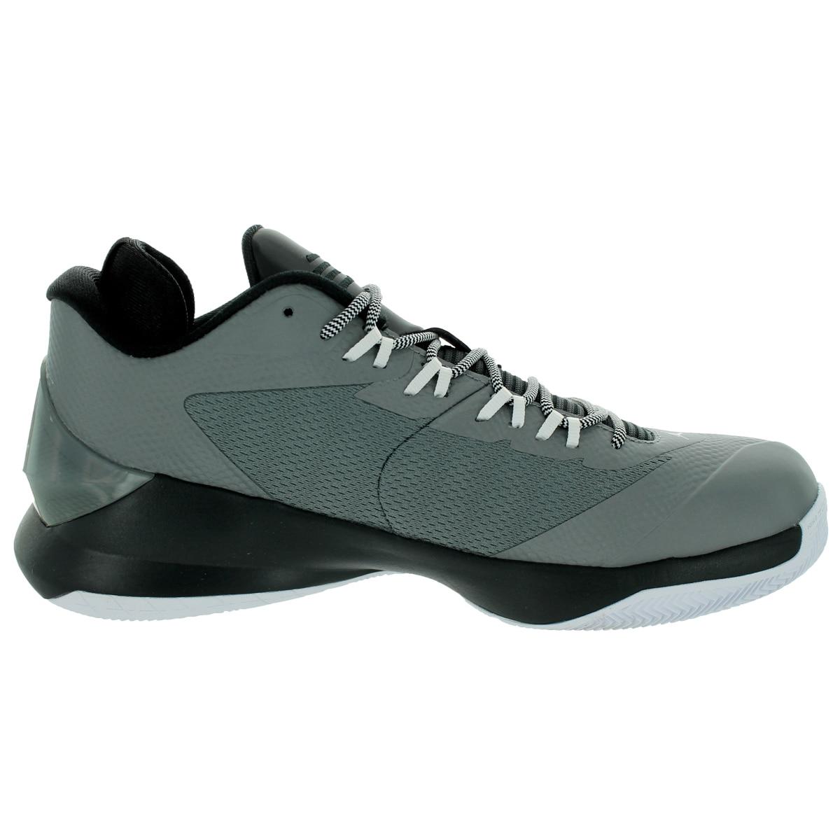 77213df08093 Shop Nike Men s Jordan CP3.VIII Grey Basketball Shoes - Free Shipping Today  - Overstock.com - 13984140