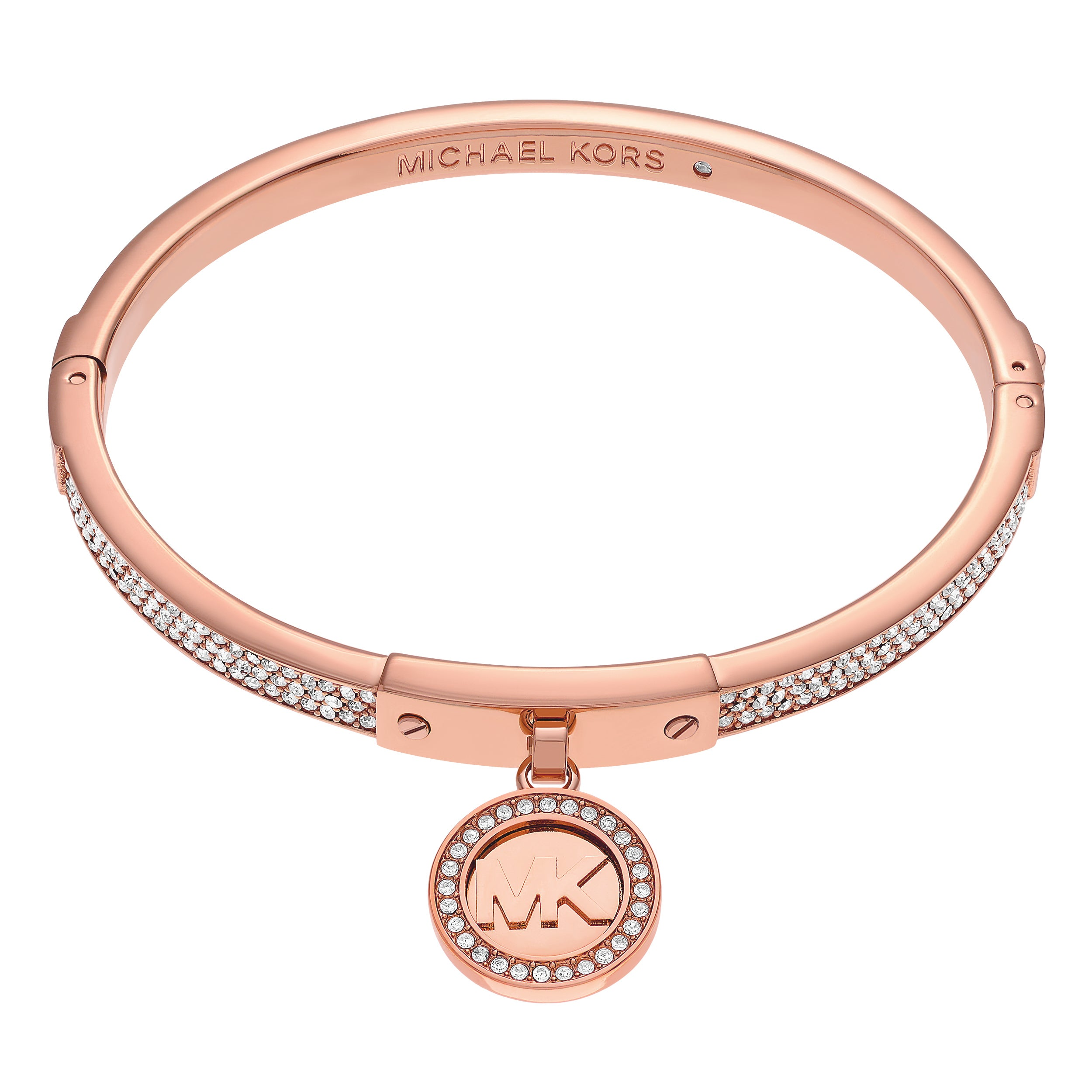 jacobs cuff product gallery in normal two lyst disc marc bracelet by silver gold jewelry hinge tone logo