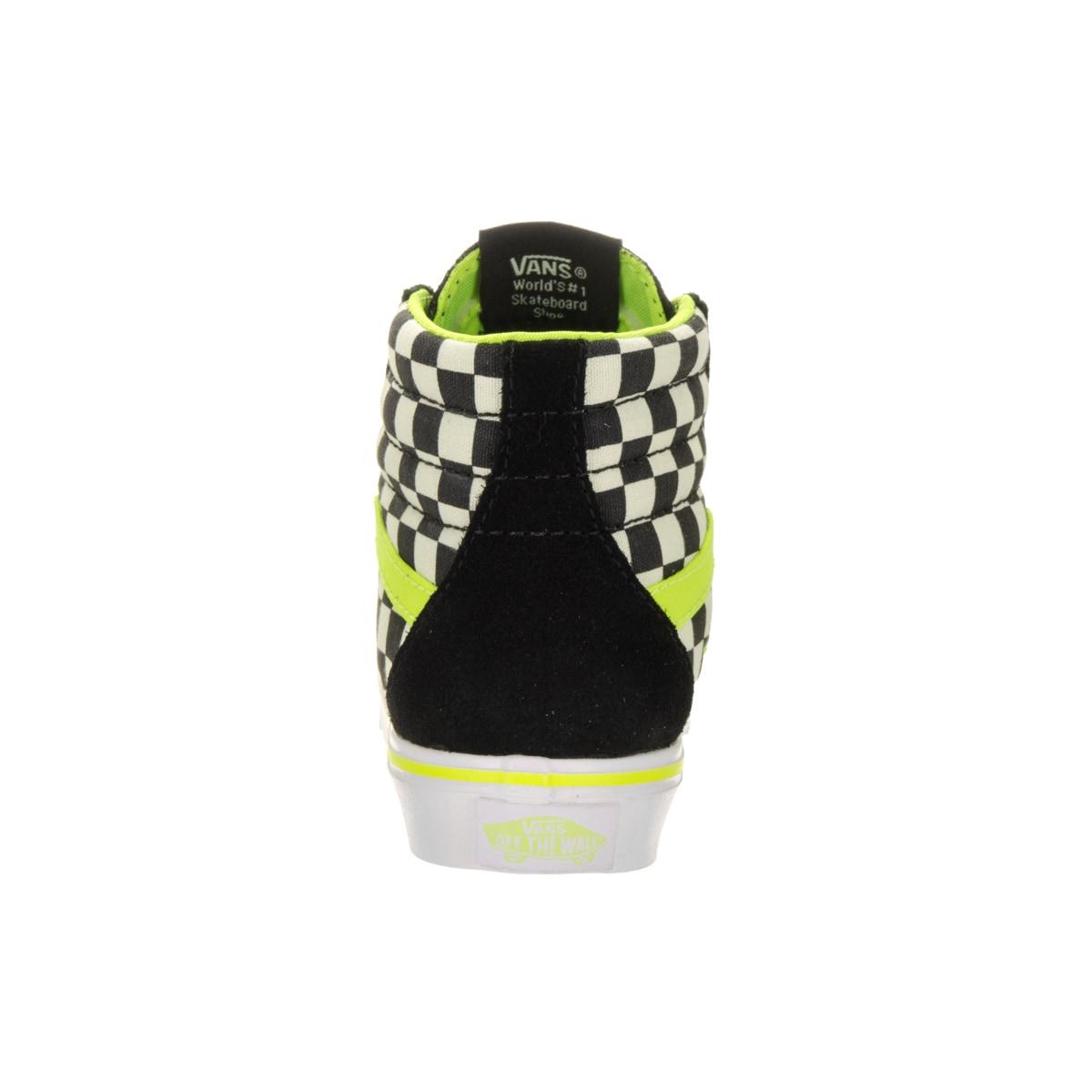 9ae0b8cfa1 Shop Vans Kids  Sk8-Hi Reissue Li Freshness Black Suede Skate Shoes - Free  Shipping Today - Overstock.com - 14012171