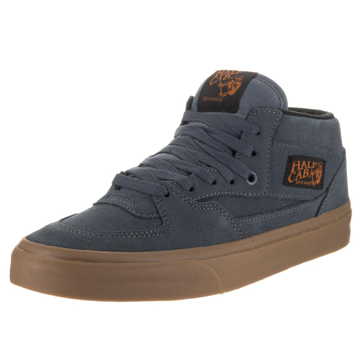 004206010f4 Shop Vans Unisex Half Cab Da Gum Skate Shoes - Free Shipping Today -  Overstock.com - 14012190