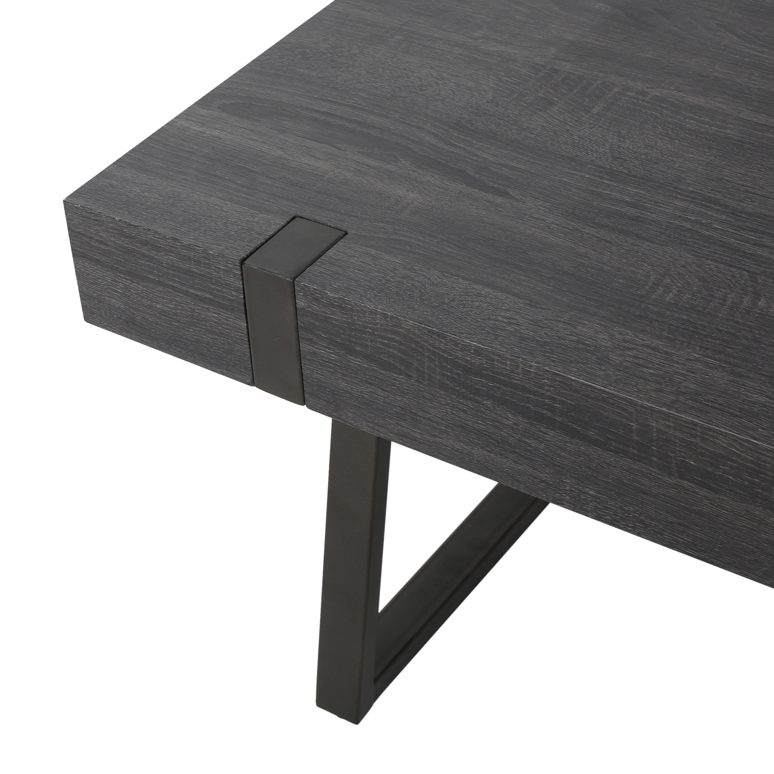 Shop Abitha Faux Wood Coffee Table By Christopher Knight Home   On Sale    Free Shipping Today   Overstock.com   14029684