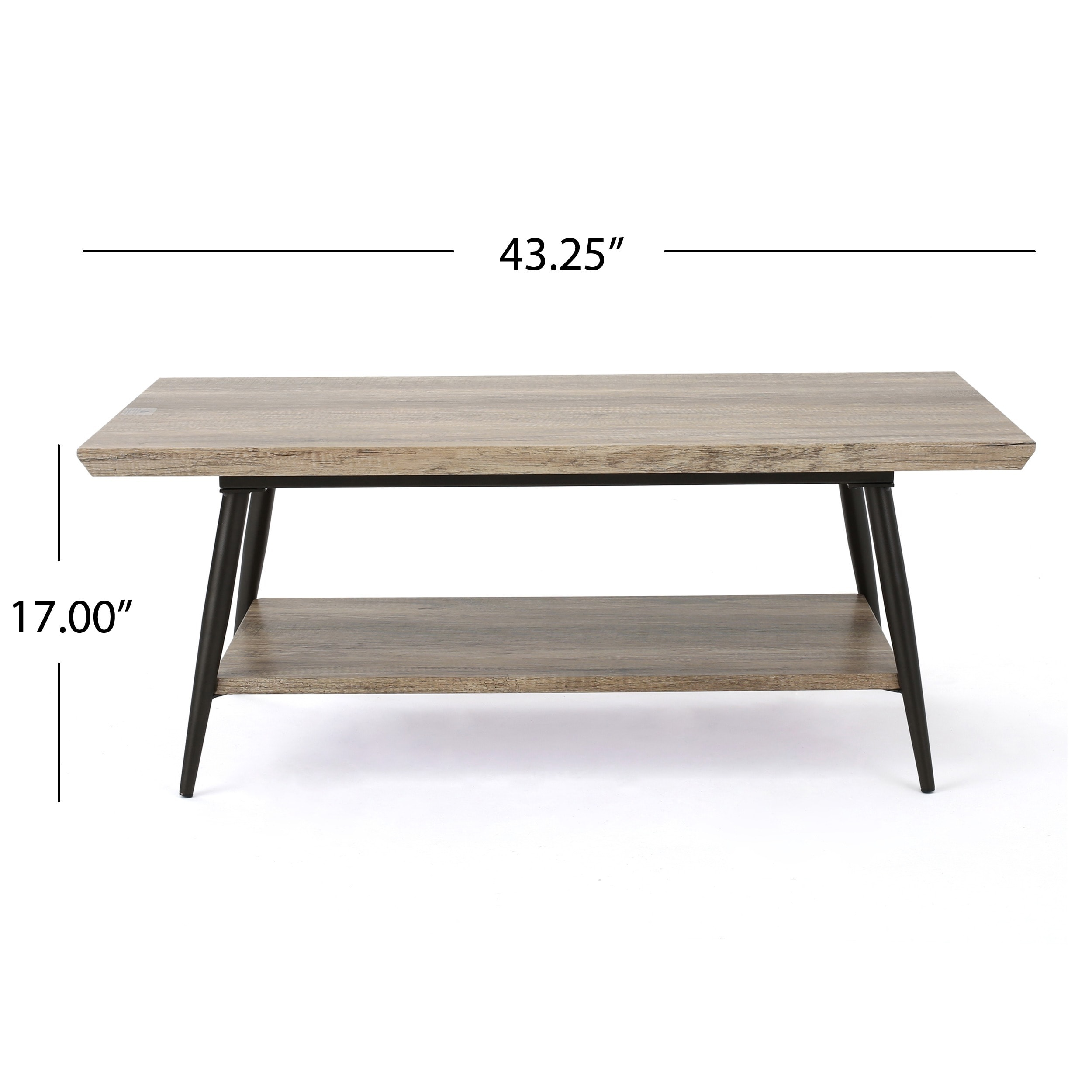 Shop Lathom Wood MidCentury Coffee Table By Christopher Knight Home - Cheap mid century coffee table