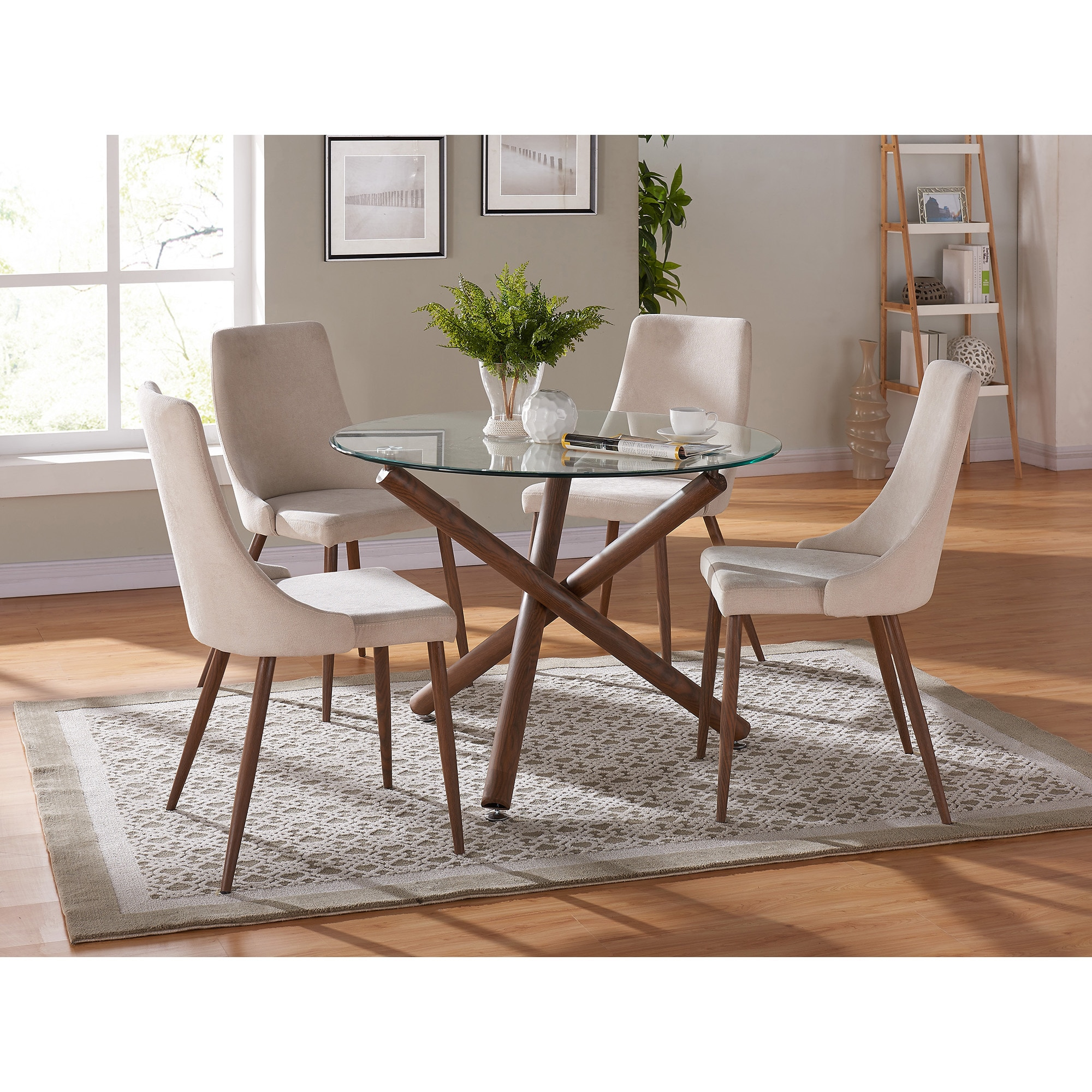 Shop carson carrington kaskinen dining chair set of 2 free shipping today overstock com 20370481