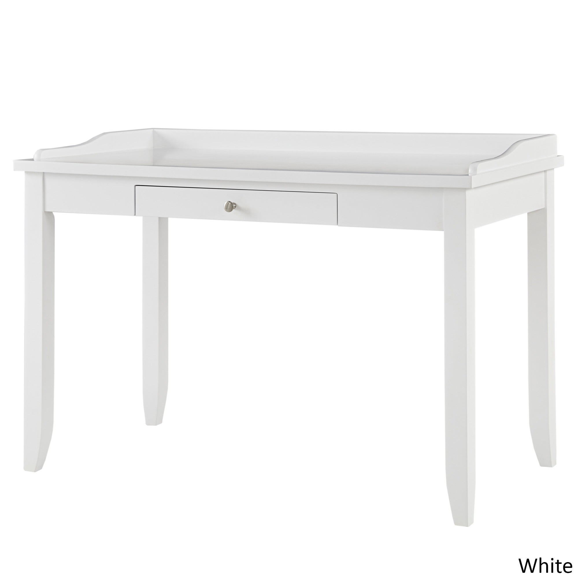 Lewis 1-Drawer Writing Desk by iNSPIRE Q Classic - Free Shipping Today -  Overstock.com - 20660048
