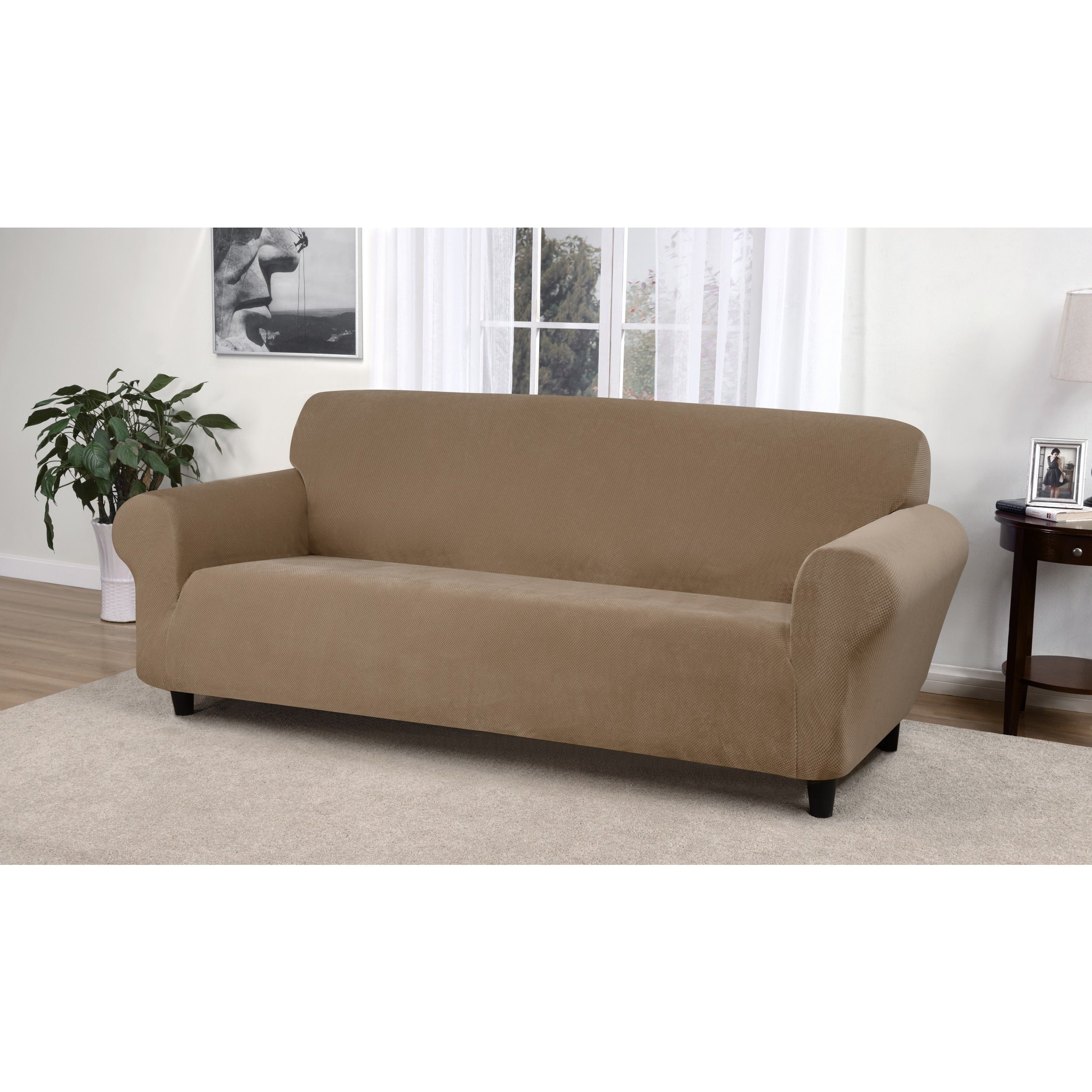 Beau Shop Kathy Ireland Day Break Sofa Slipcover   Free Shipping Today    Overstock.com   14046727