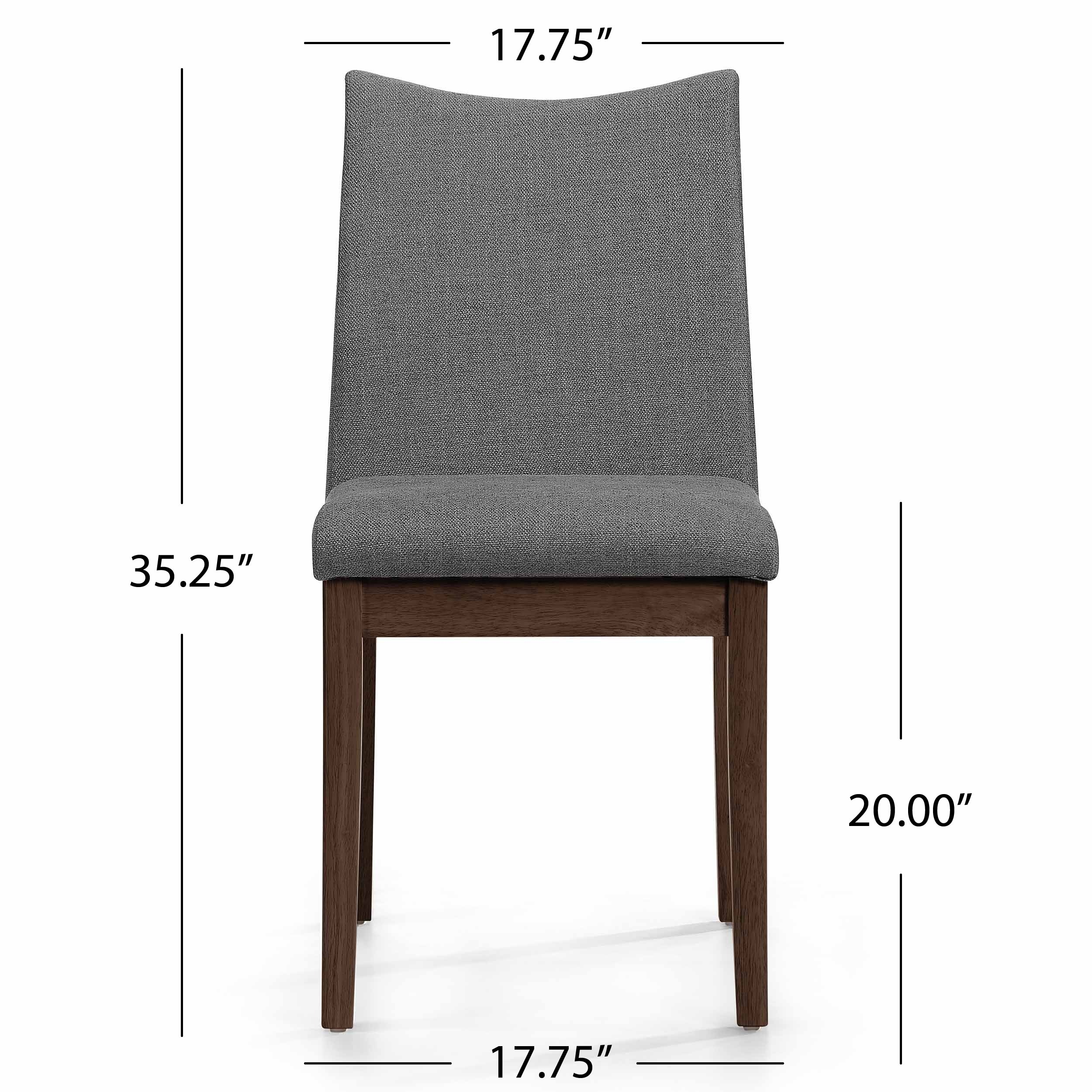 Dimitri Mid Century Fabric Dining Chair (Set Of 2) By Christopher Knight  Home   Free Shipping Today   Overstock   20672792