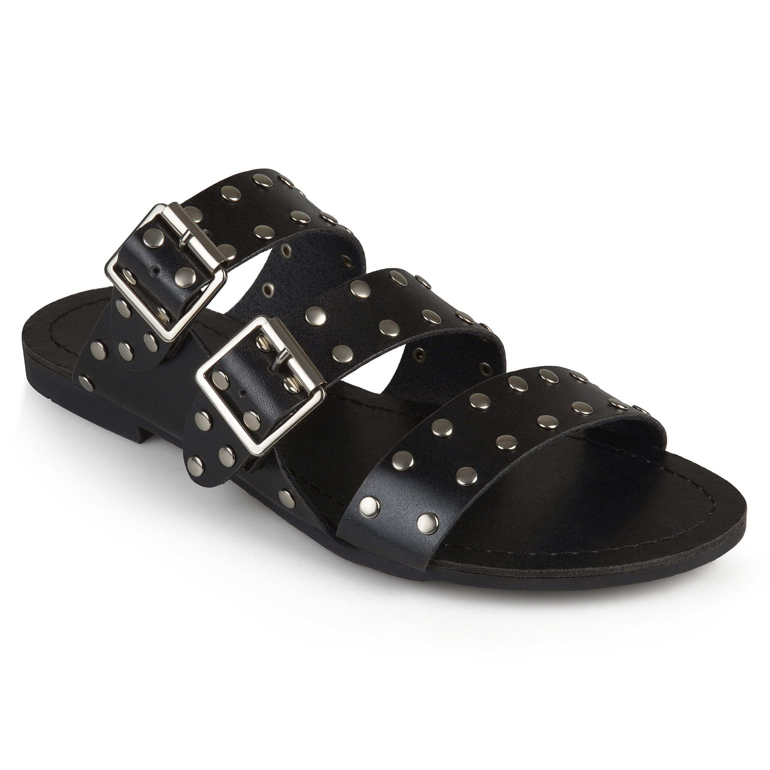 Journee Collection Darby ... Women's Sandals AtOb9BHo