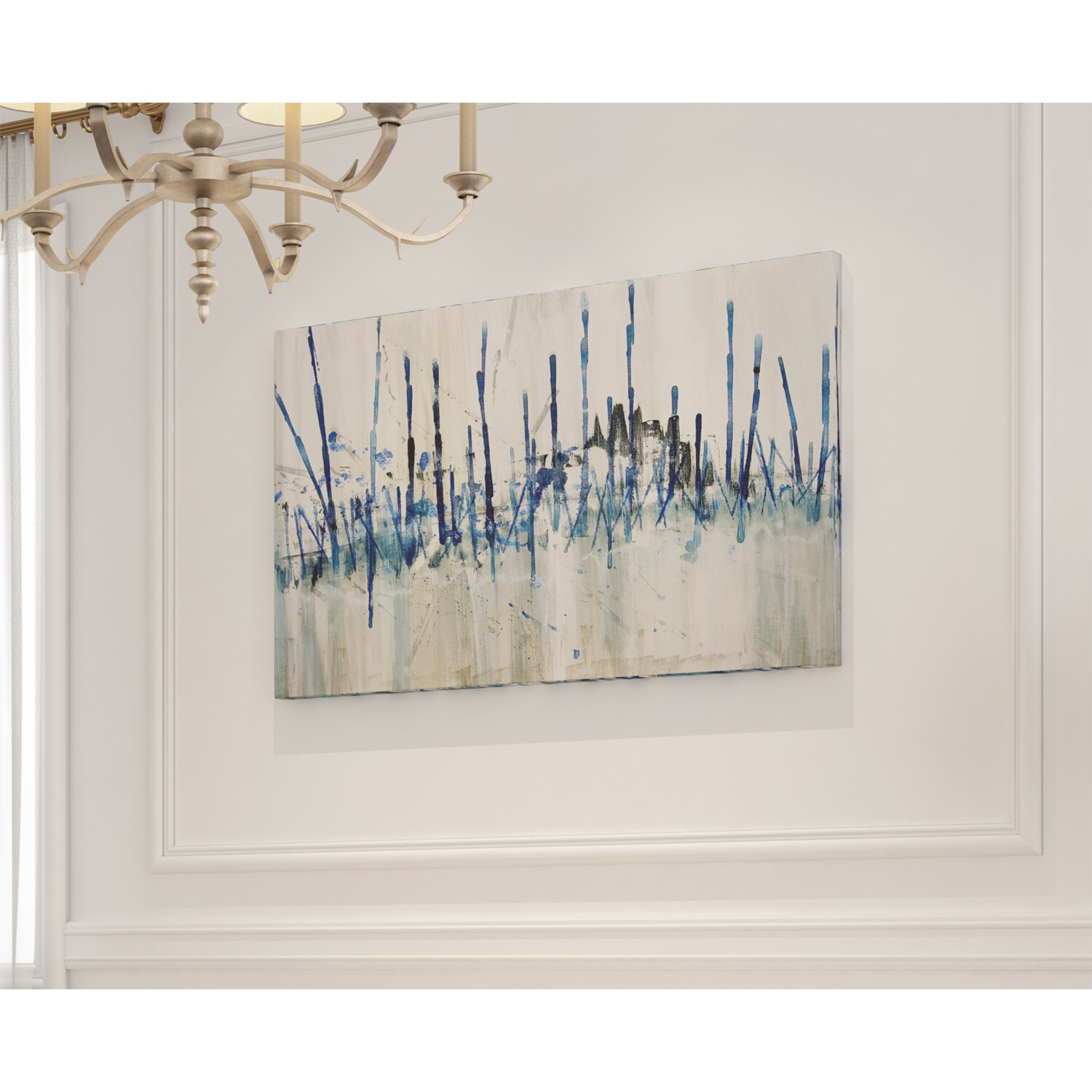 Marsh s Edge Gallery Wrapped Canvas Art Free Shipping Today