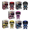 Funko Movies: POP! Power Rangers Collector's Set w/ All 5 Rangers