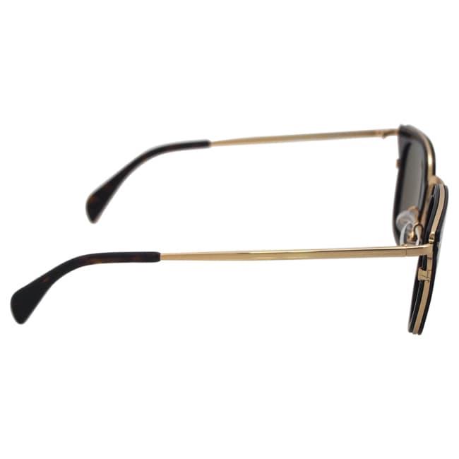 c05f1054c55 Shop Celine Women s CL 41402 S ANT X7 - Dark Havana Gold Sunglasses - Free  Shipping Today - Overstock - 14065755