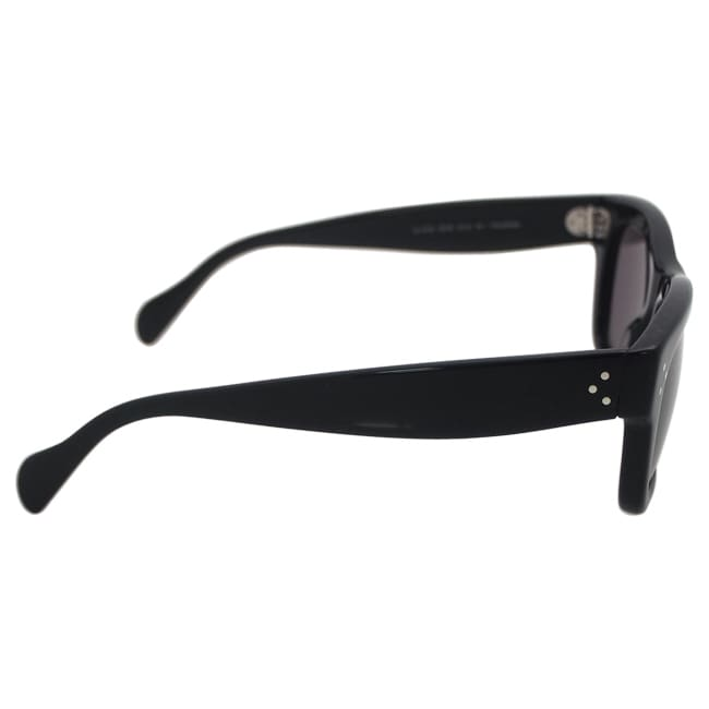 33902ea7345 Shop Celine Women s CL 41732 S 8073H - Black Polarized Sunglasses - Free  Shipping Today - Overstock - 14065768