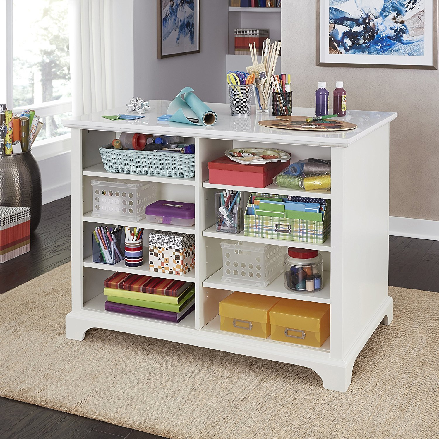 white together drawers of size well tower storage full with wood as closet doors organizer also