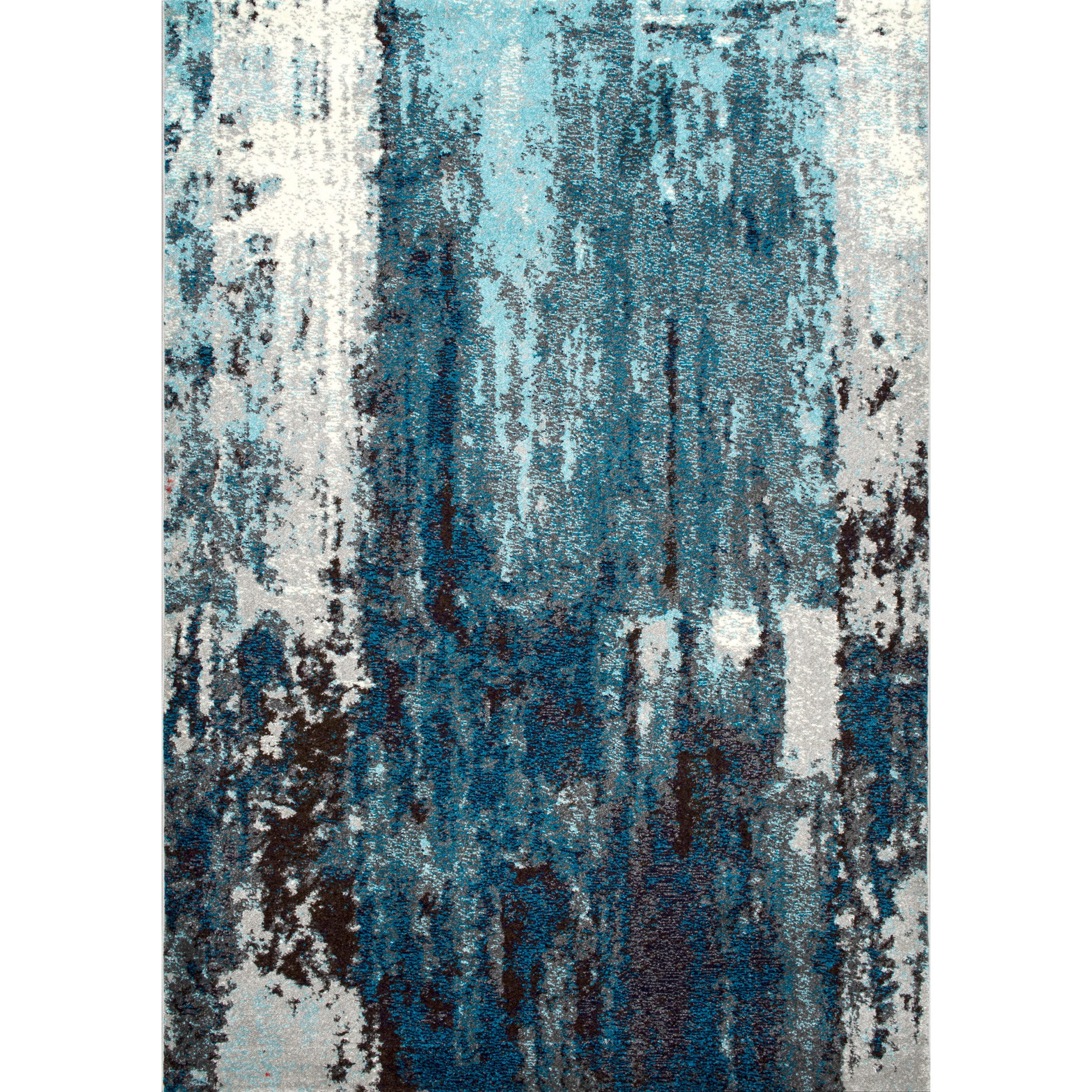 rugs klein capri stunning charcoal patches free shipping australia rug grey floor blue modern nit area