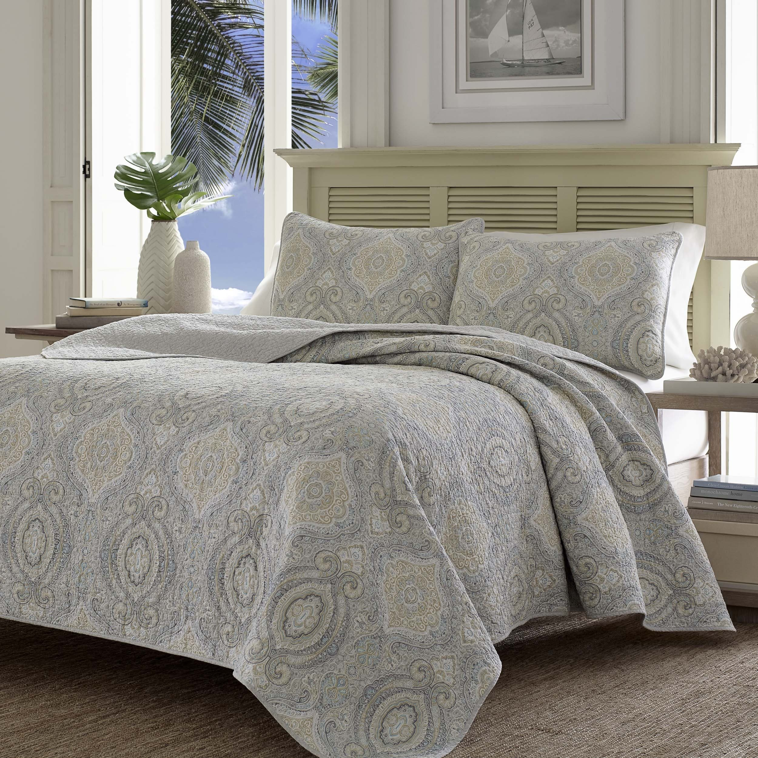 size bedding of quilt queen piece p starfish hnnsi picture s ocean set conch comforter and gray