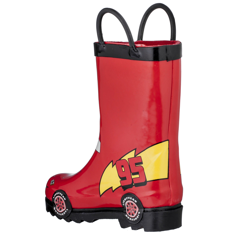 d54088f540 Case IH Big Red Kids  Rain Boot Size 11