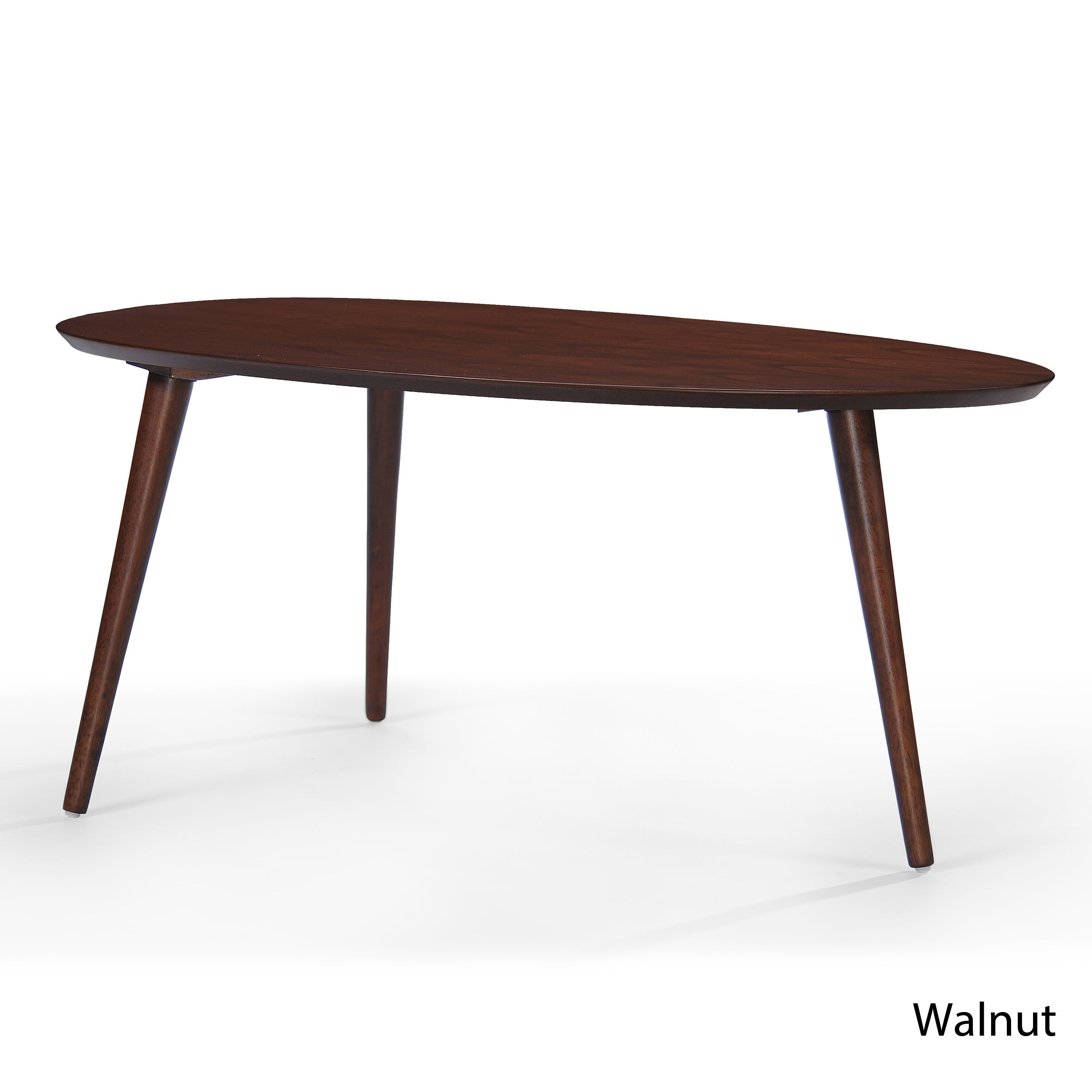 Shop Elam Mid Century Wood Coffee Table By Christopher Knight Home   On  Sale   Free Shipping Today   Overstock.com   14086707