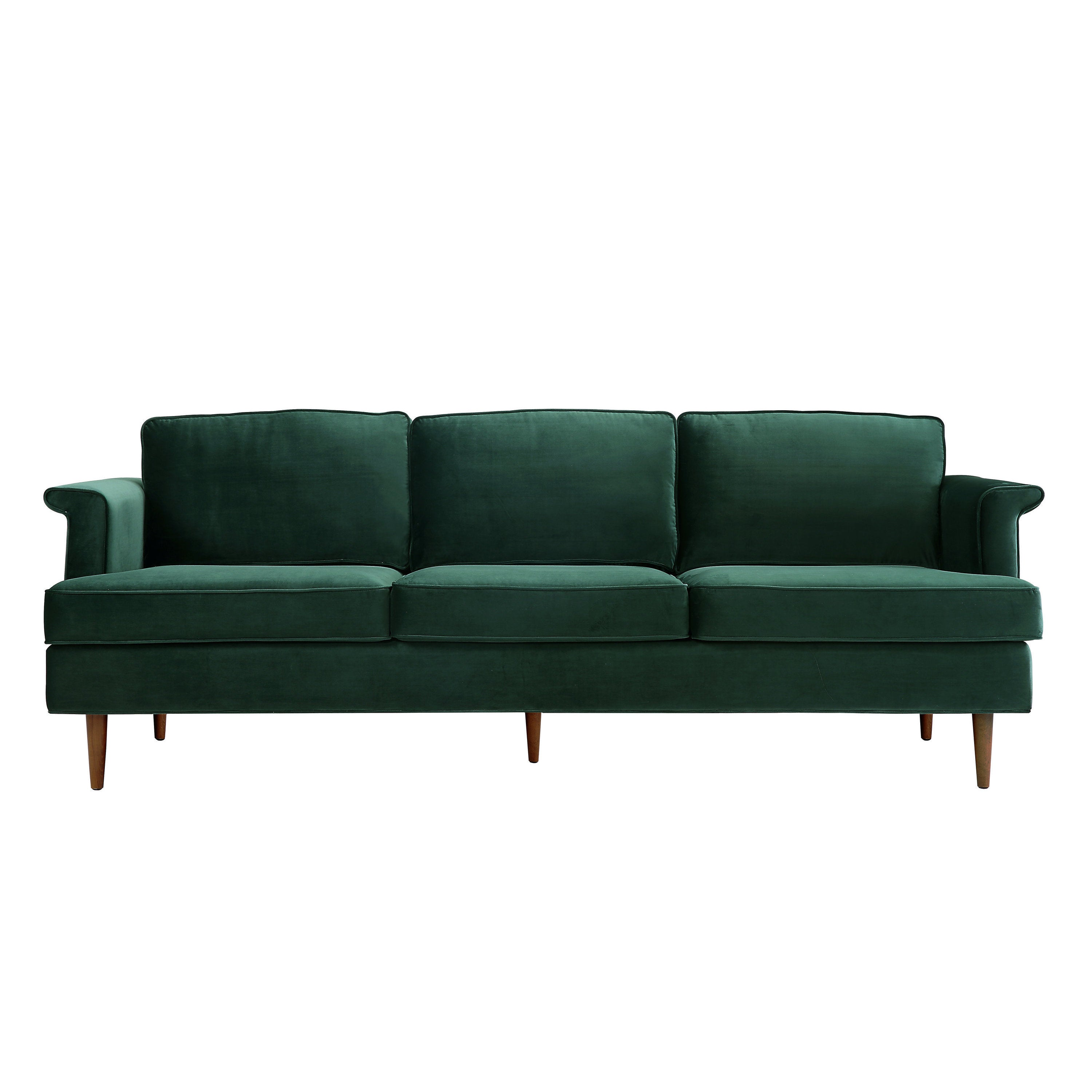 Beautiful Porter Forest Green Sofa   Free Shipping Today   Overstock.com   20705395