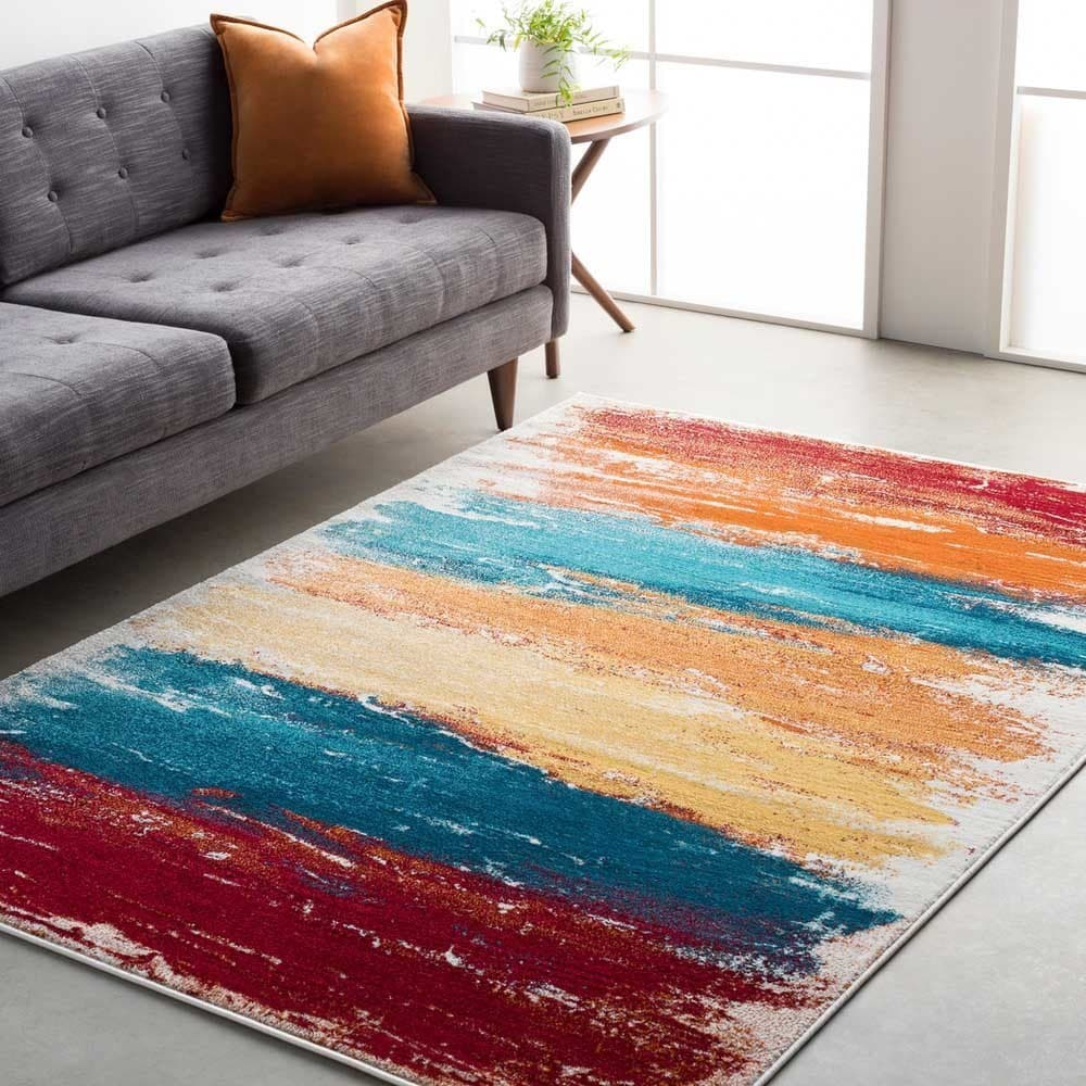 Porch den noble modern area rug