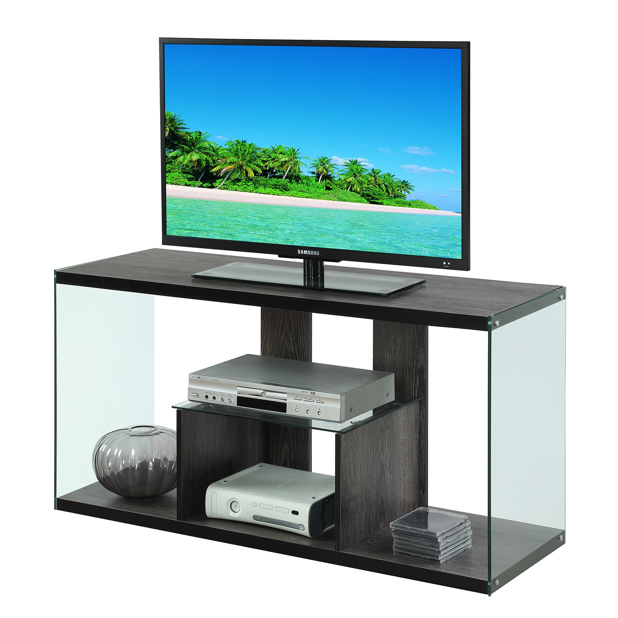 economic w rated best for flat accessories stand mounting pedestal customer universal helpful pcr screen lcd top tv table reviews in base vivo glass