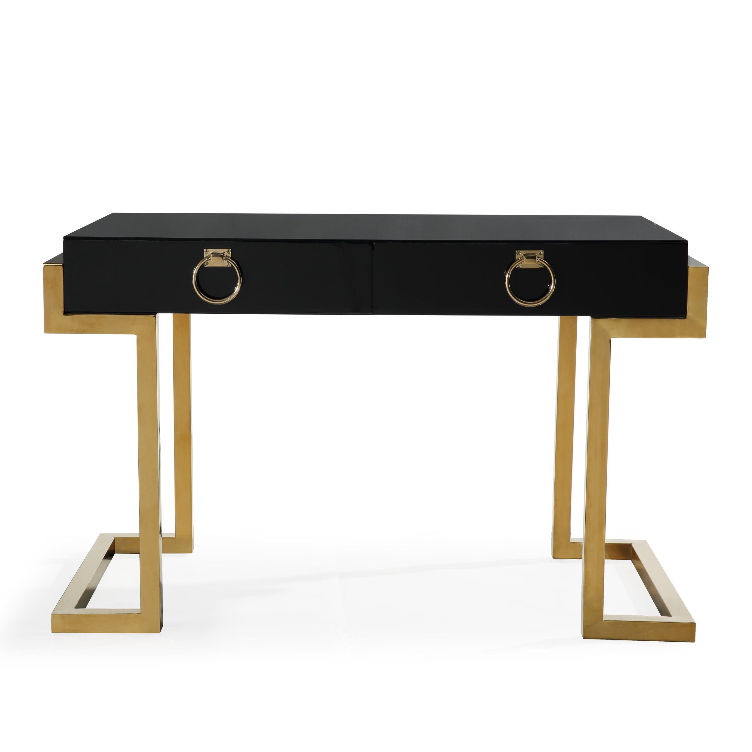 products black en gold desks writing luxury com and sophisticated in office more bocadolobo your for unique pin desk find