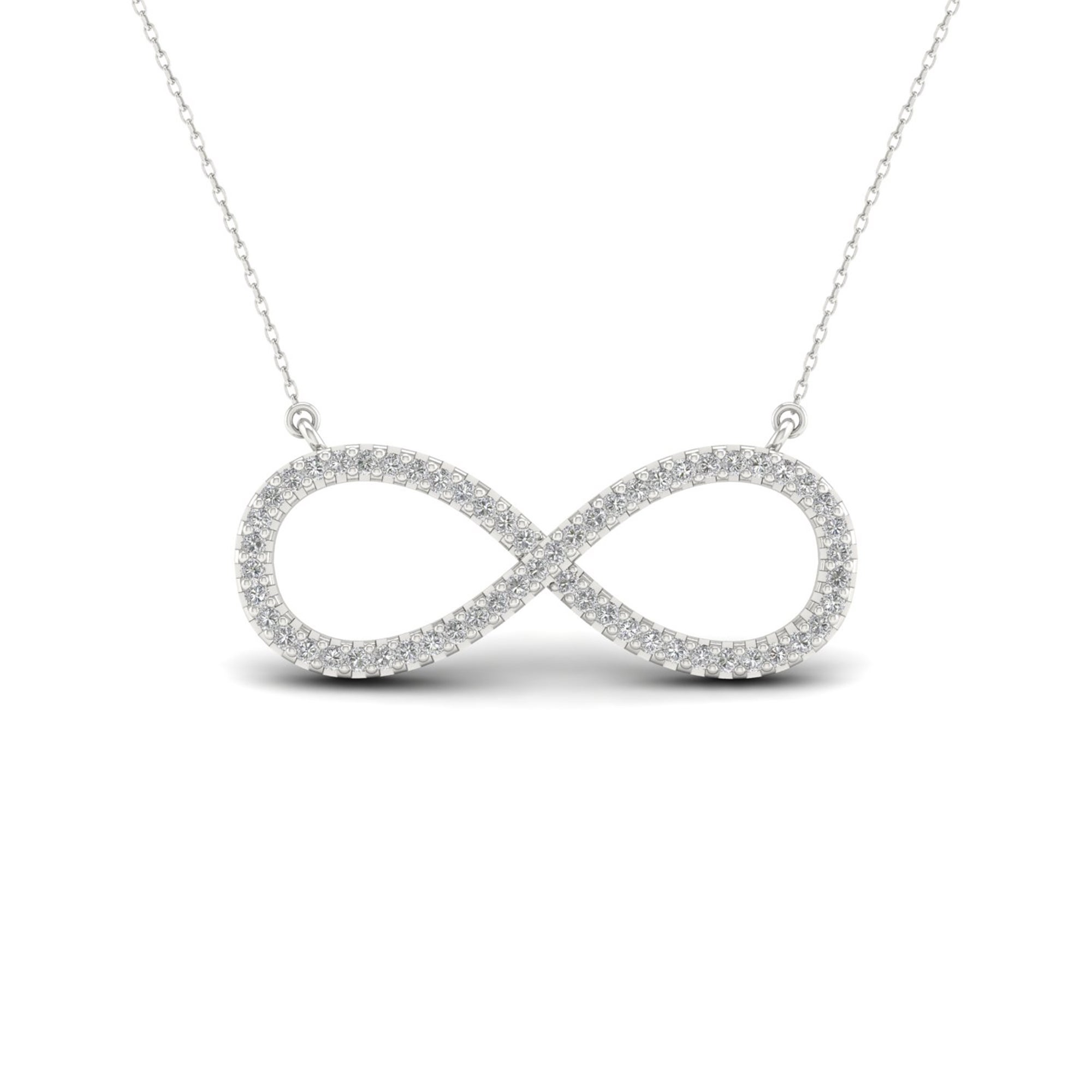chain all jewelry necklace on minimalist silver mother day product original sterling s infinity