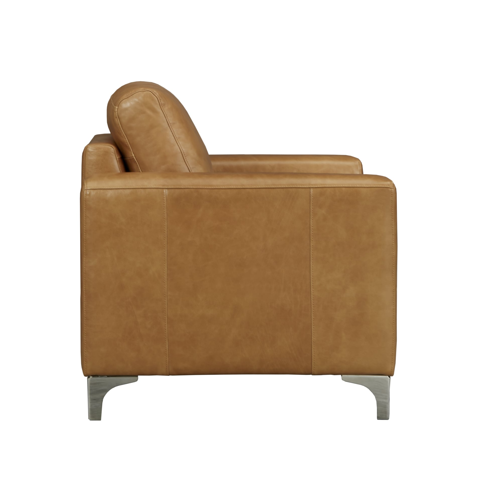 Bastian Aniline Leather Chair iNSPIRE Q Modern - Free Shipping Today -  Overstock.com - 20729818