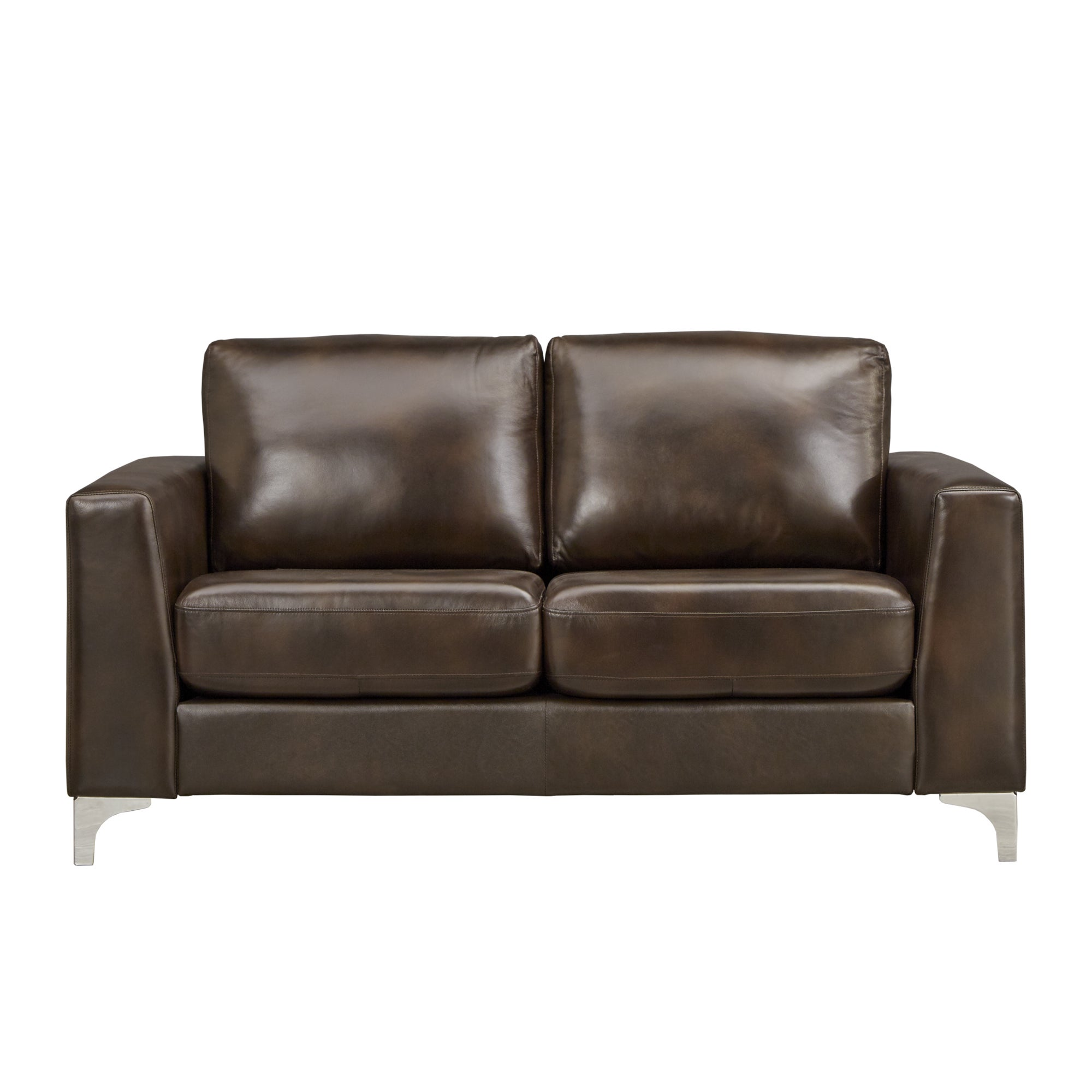 Bastian Aniline Leather Sofa by iNSPIRE Q Modern - Free Shipping Today -  Overstock.com - 20729828