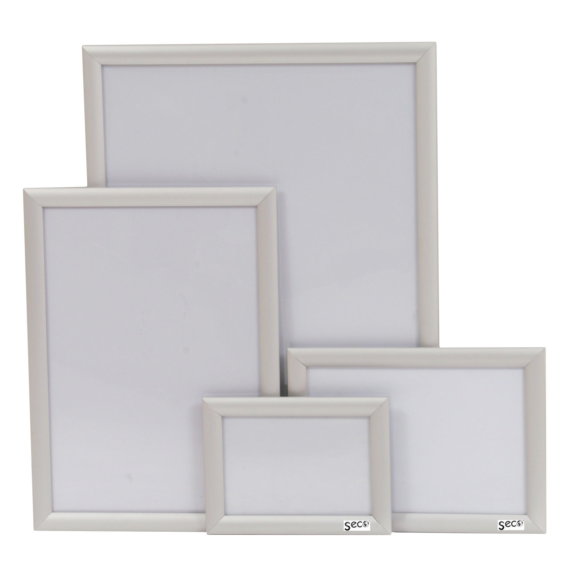 SECO Front Load Easy Open Snap Poster/Picture Frame 24 x 36 Inches ...