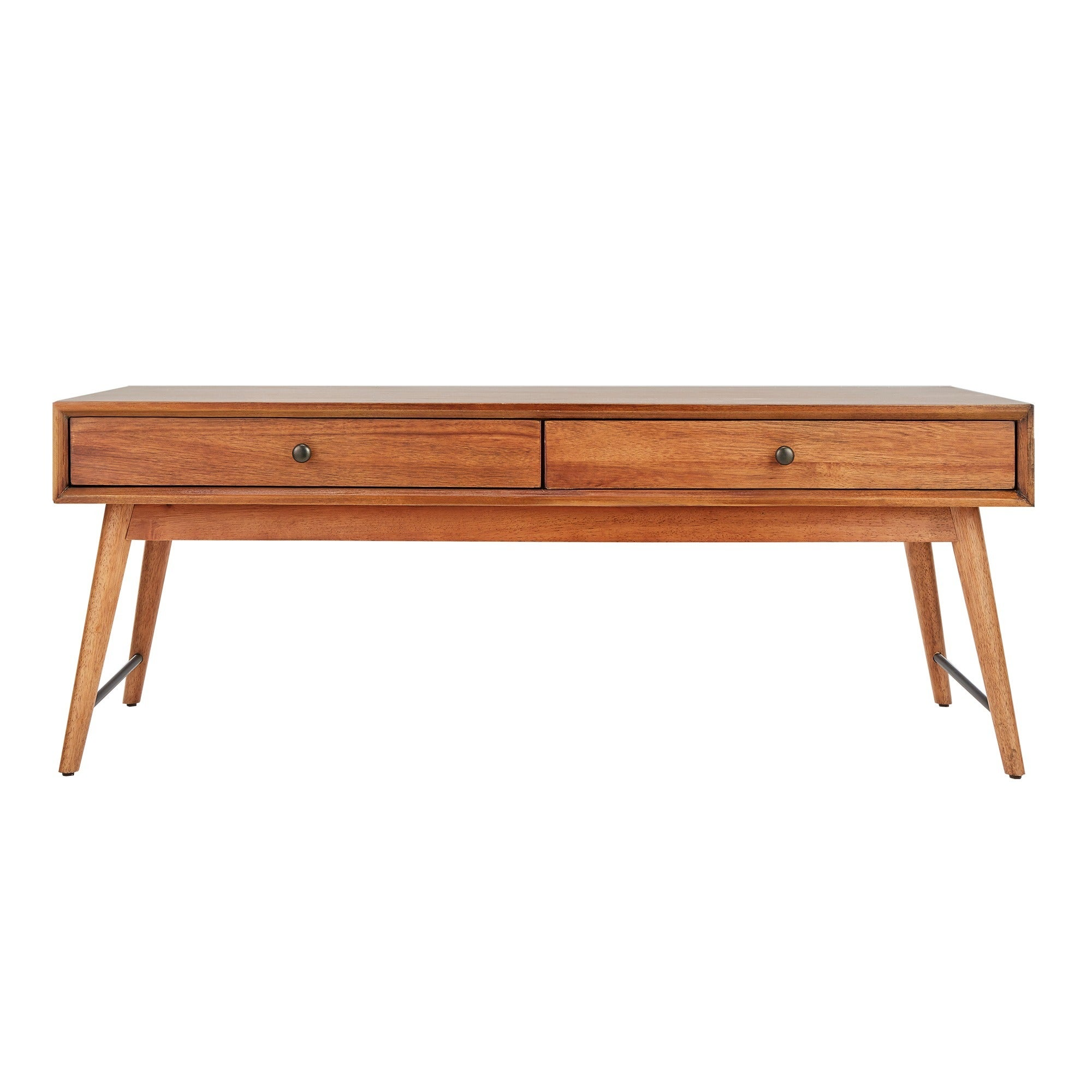 Aksel Brown Wood Accent Tables iNSPIRE Q Modern - Free Shipping Today -  Overstock.com