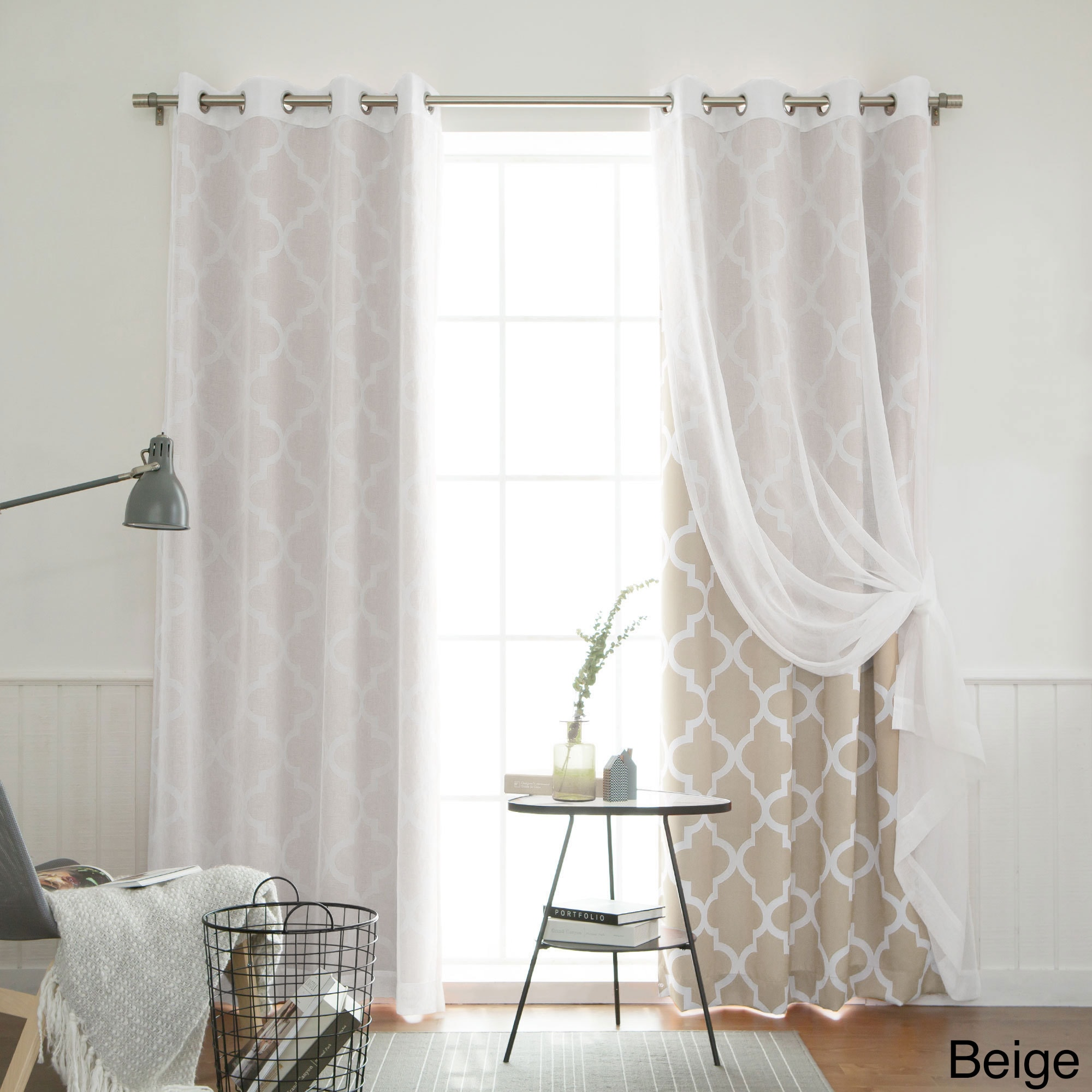 uncategorized drapes and curtains windsor white popular lattice stunning curtain striking moroccan black panels trends trellis of covington tfile