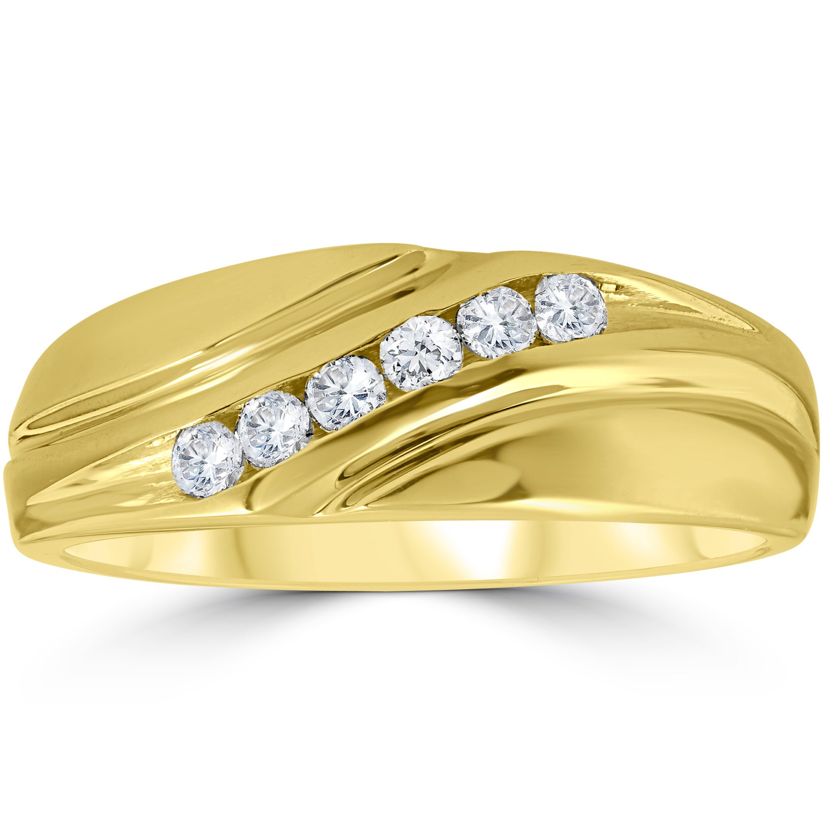 h knife wedding in trellis ct classic ring special holiday solitaire i rings engagement yellow diamond gold si or edge