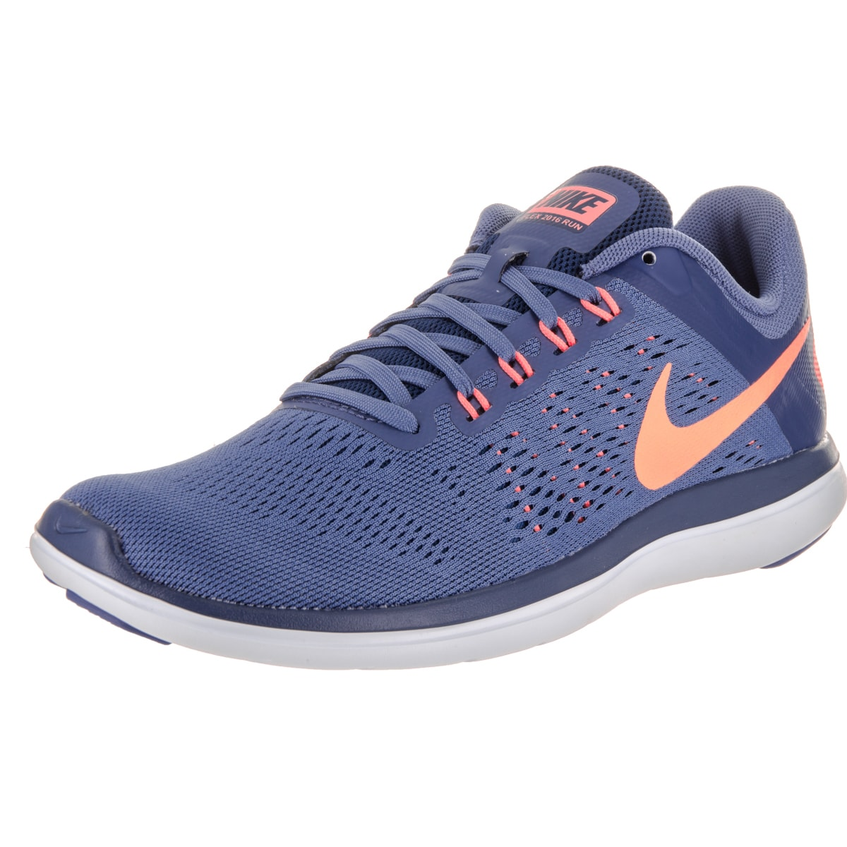 94bc288a3e315 Shop Nike Women s Flex 2016 RN Running Shoe - Free Shipping Today -  Overstock - 14193439