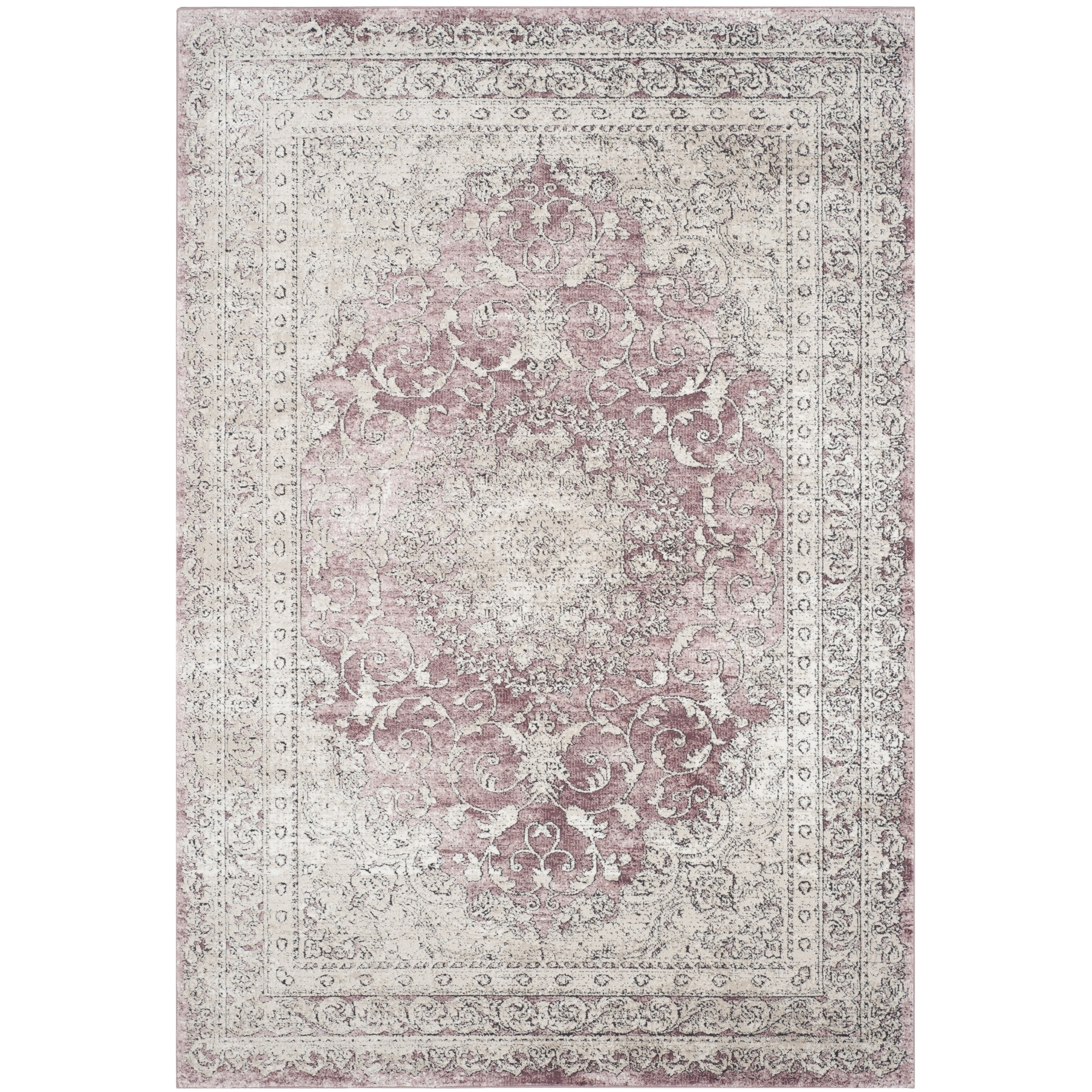 grey nuloom home rug x vintage traditional distressed garden product persian