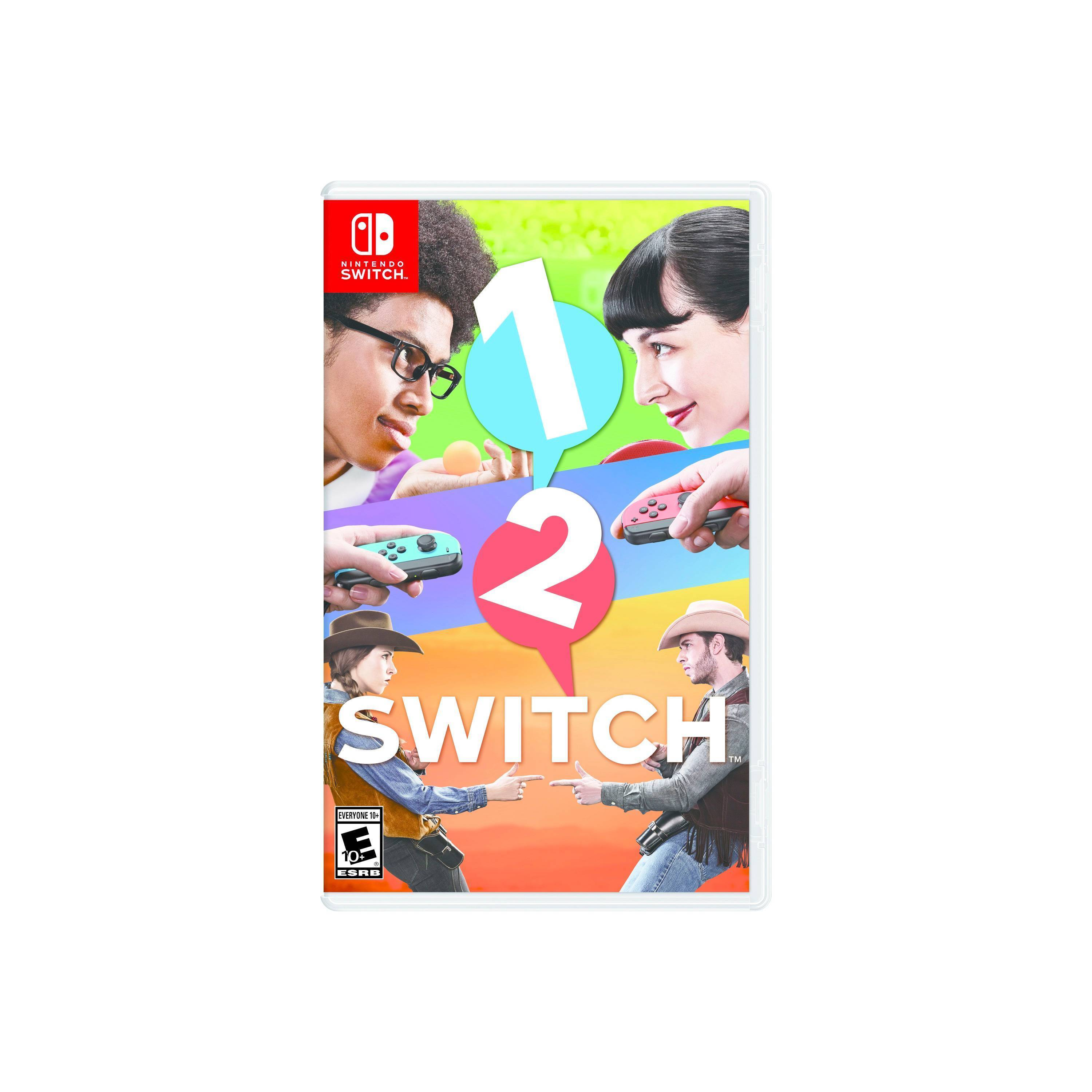 Shop 1-2-Switch - Nintendo Switch - Free Shipping Today - Overstock ...