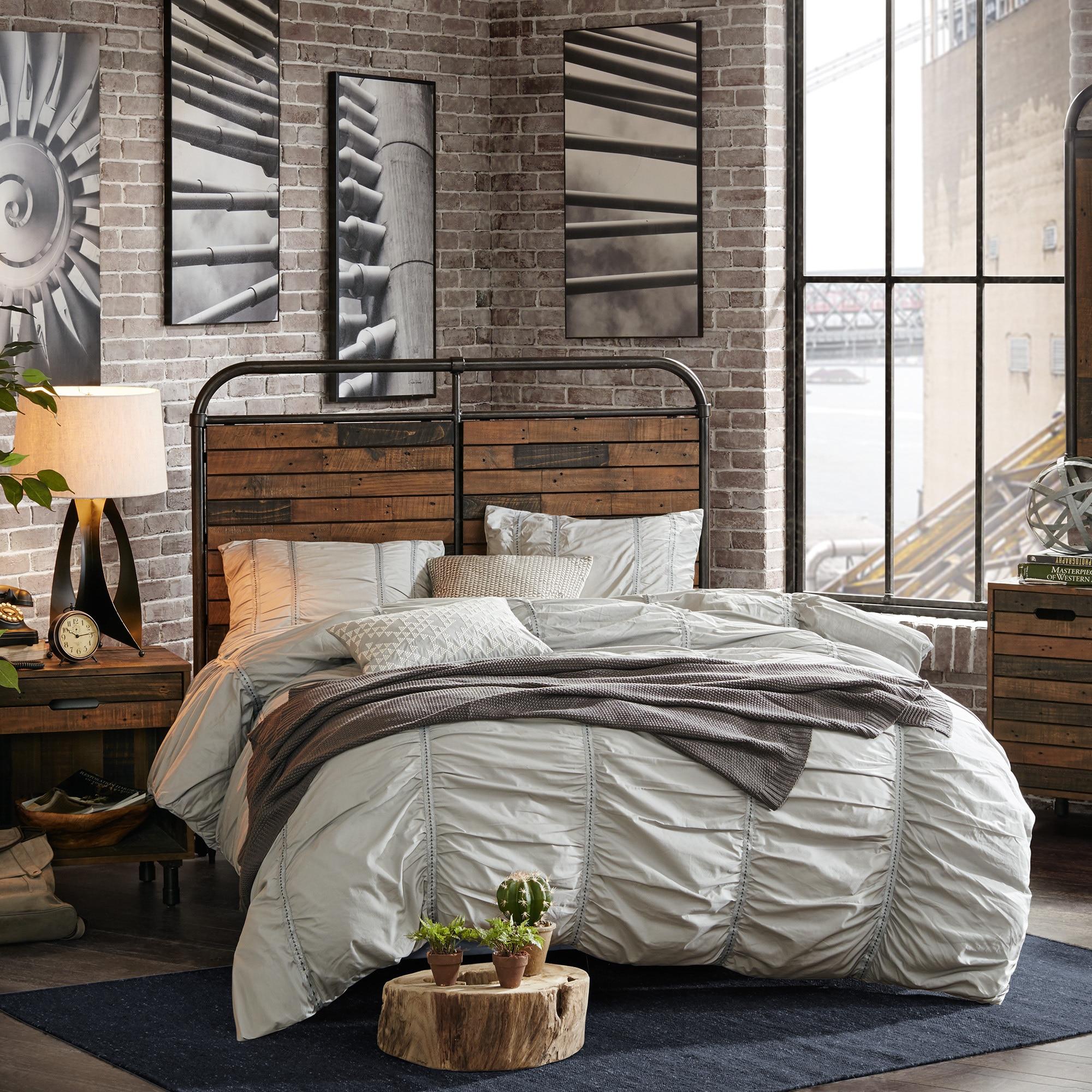 western handcrafted headboards bed dp dining amazon headboard com kitchen